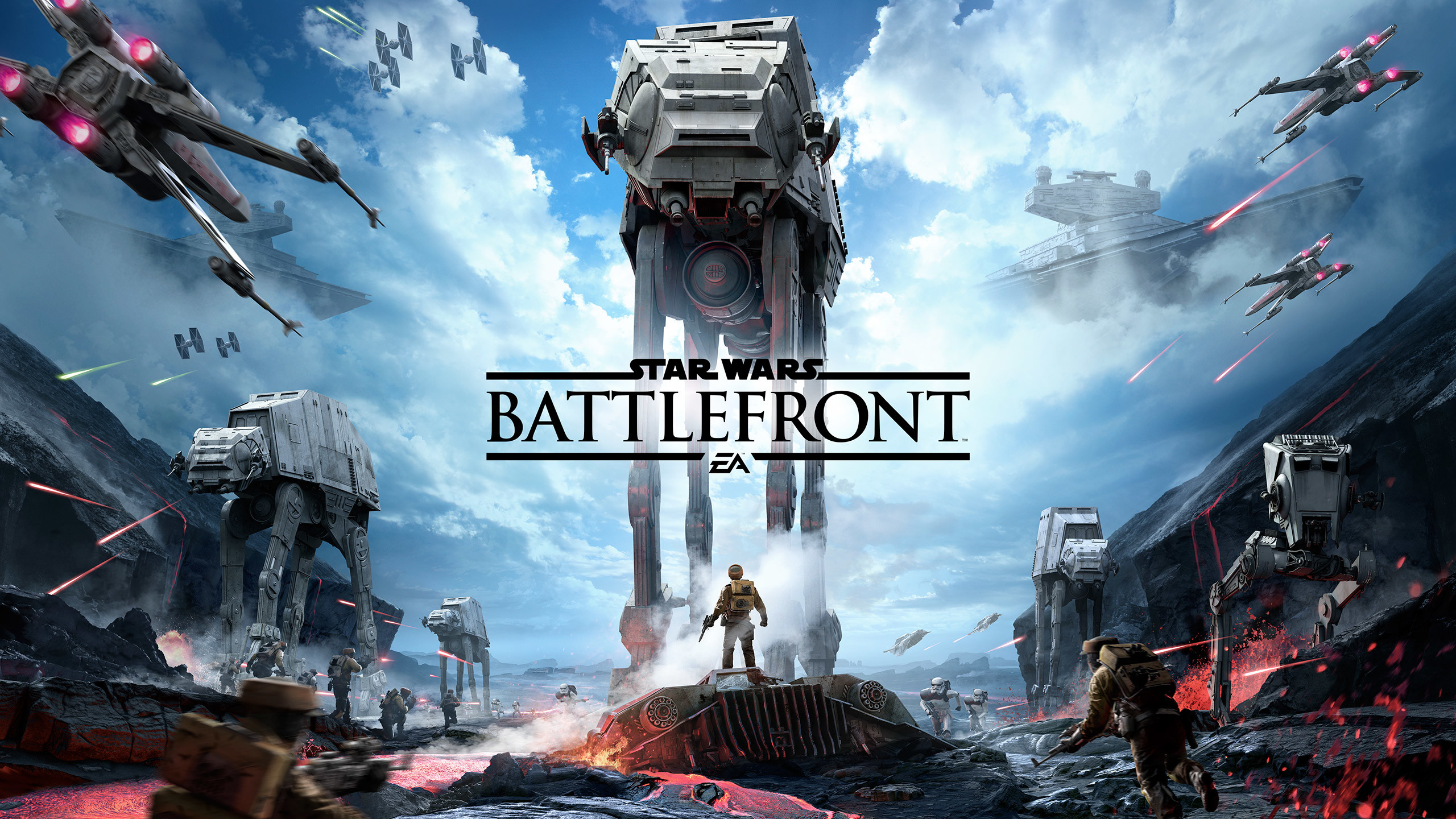 2560x1440 Star Wars™ Battlefront™ Wallpapers