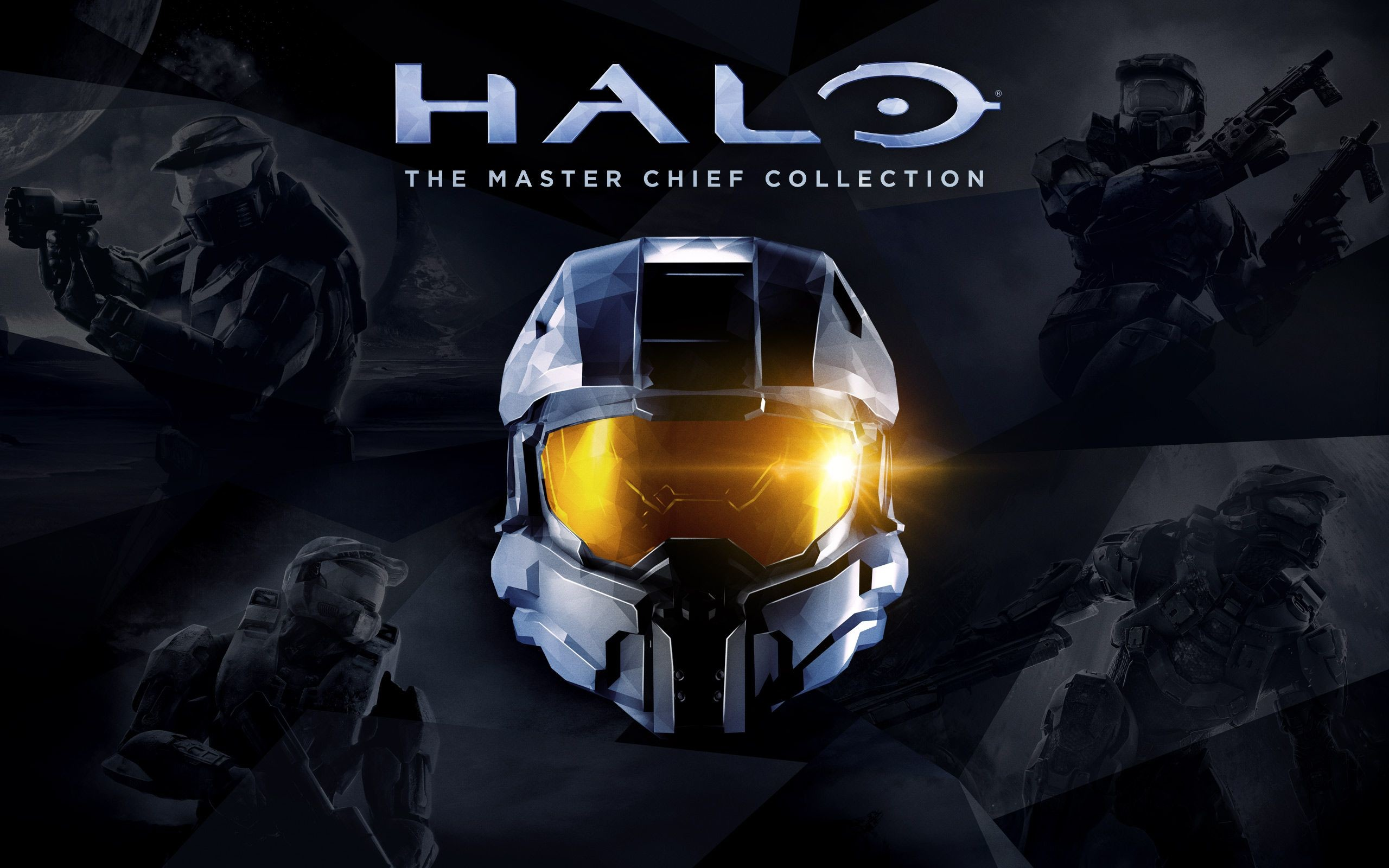 2560x1600 16 Halo: The Master Chief Collection HD Wallpapers