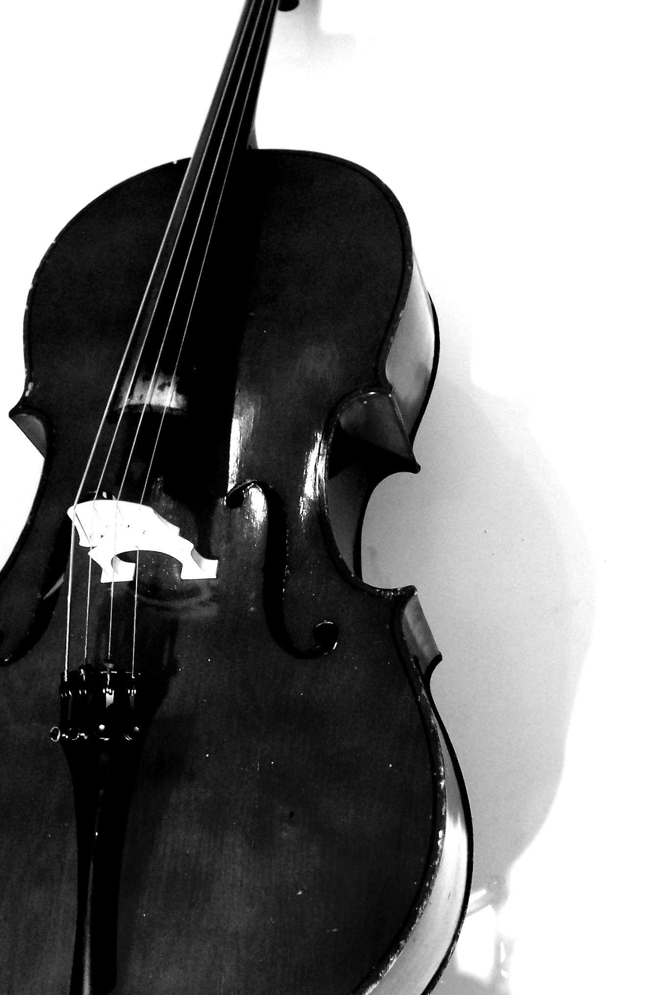 black violin wallpaper hd