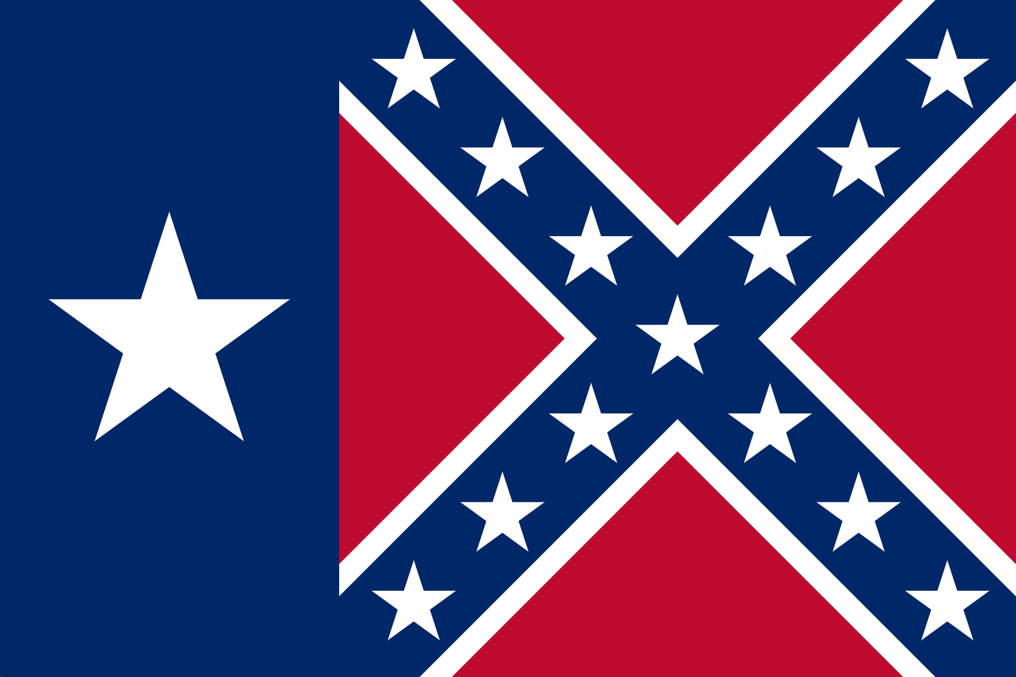 2001x1333 Confederate Flag