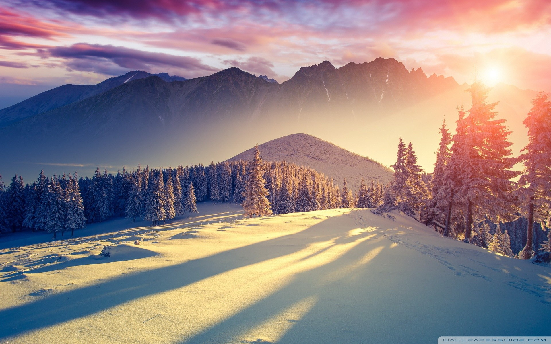 Winter Hd Widescreen Wallpaper 78 Images