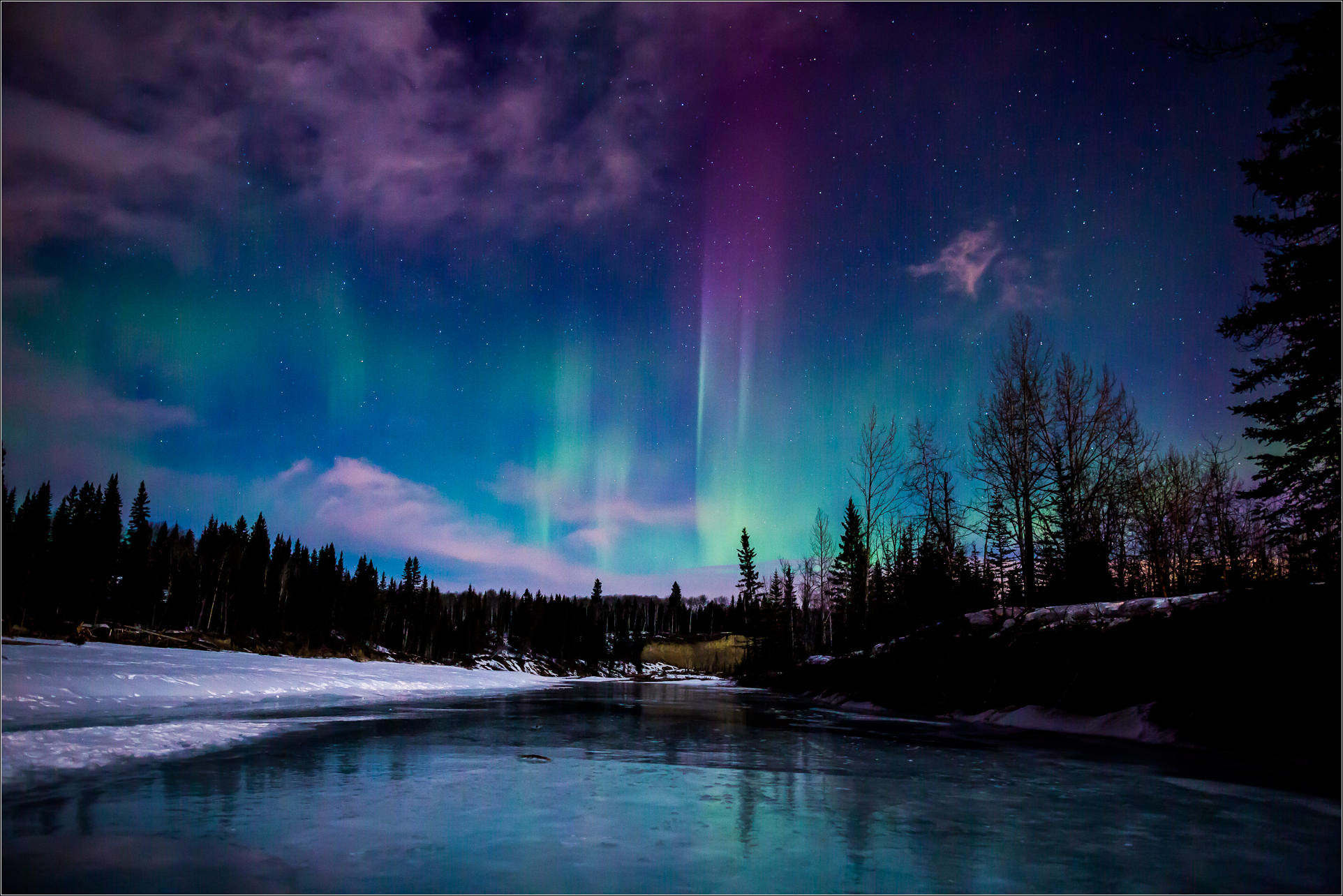 Alaska Northern Lights Wallpaper (64+