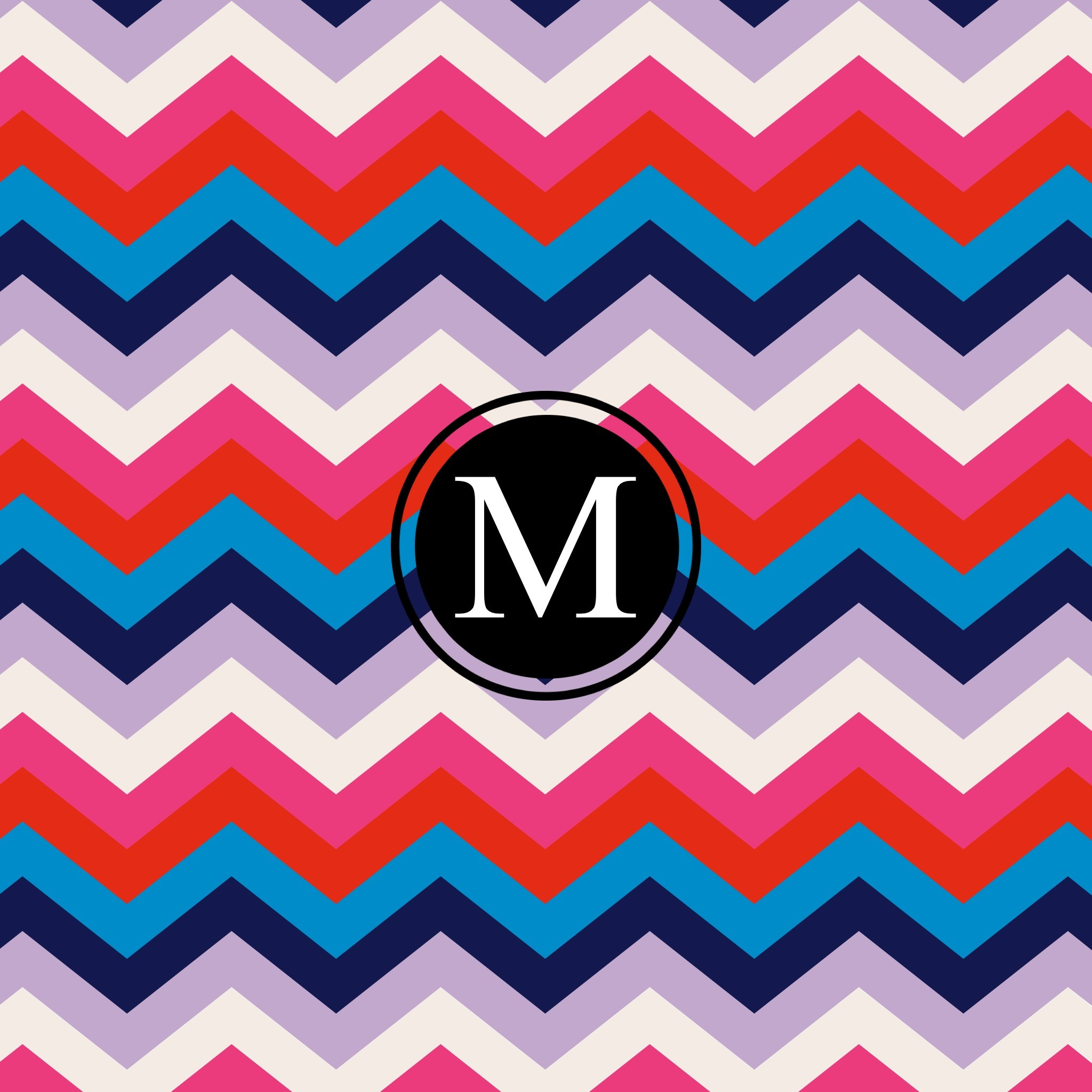 Make a Monogram Wallpaper (50+ images)