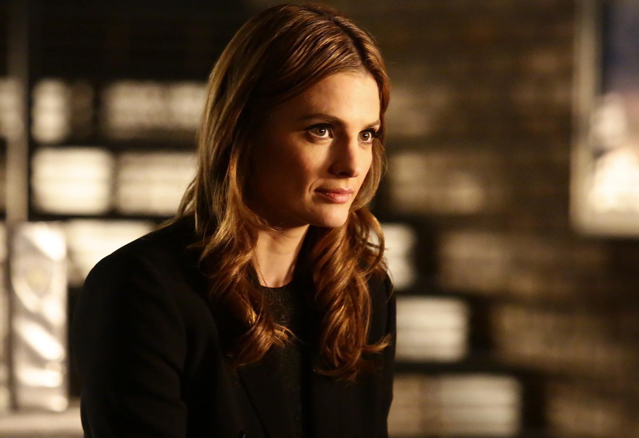 2140x1468 Stana Katic Wallpaper HD