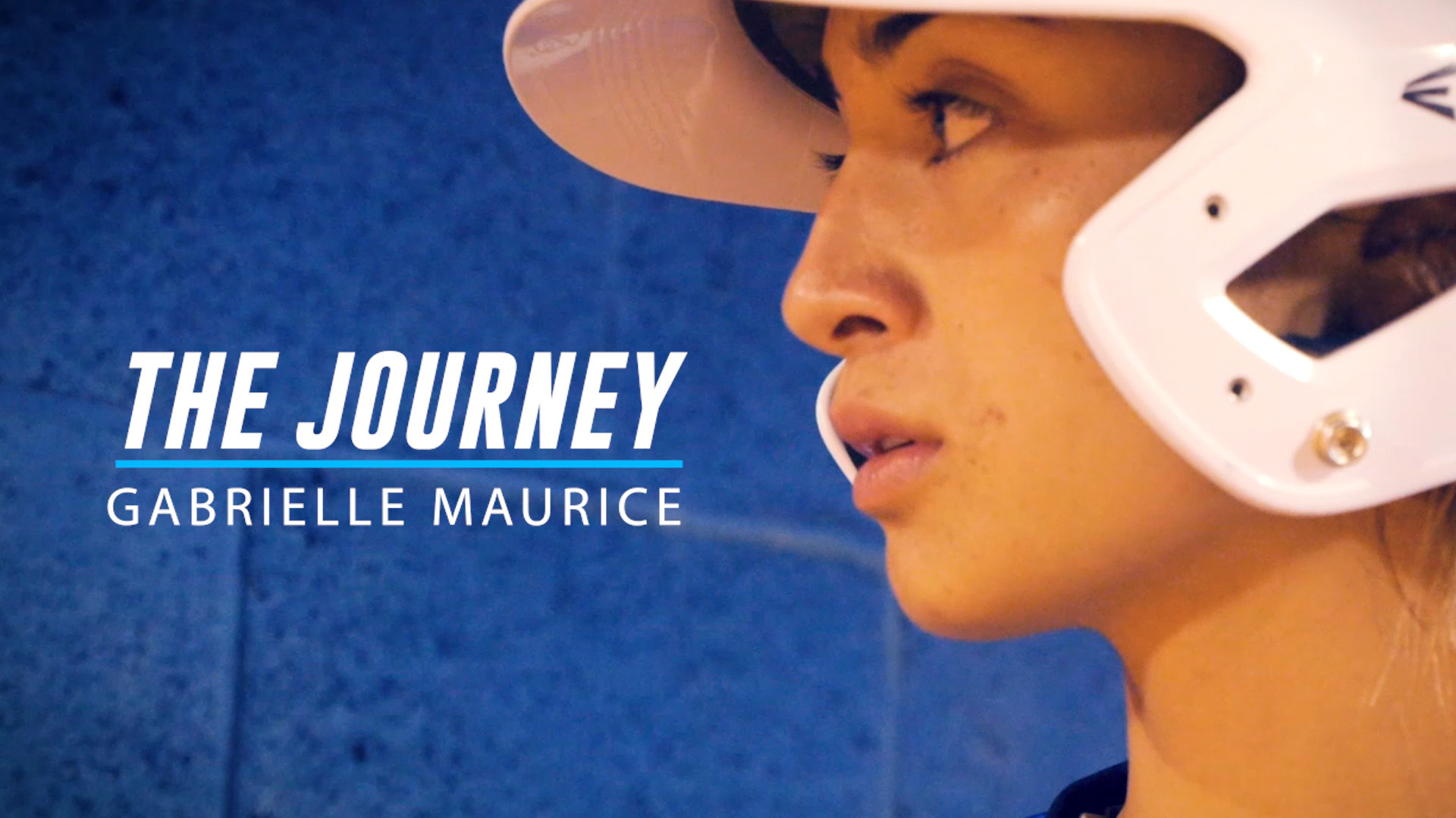 1920x1080 The Journey: Gabrielle Maurice