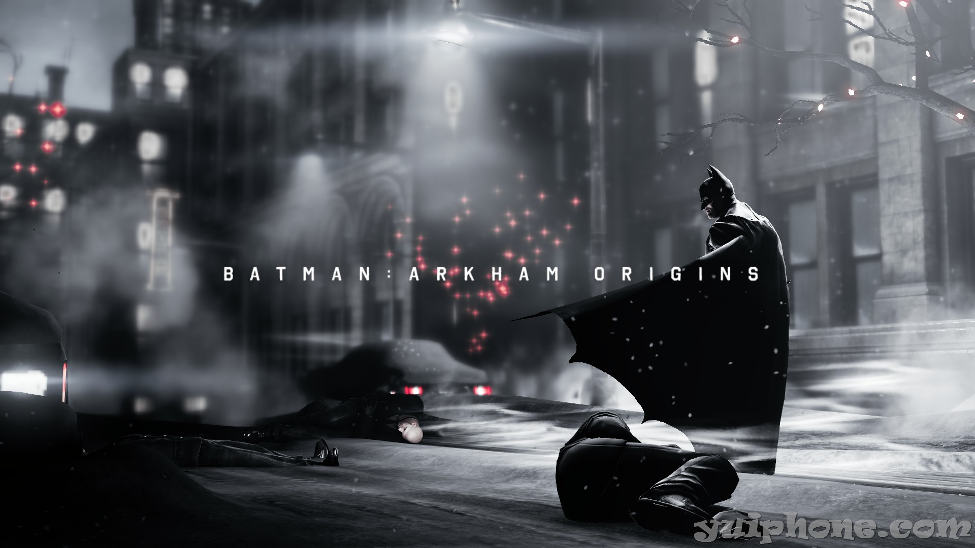 Joker Batman Arkham Origins Wallpaper