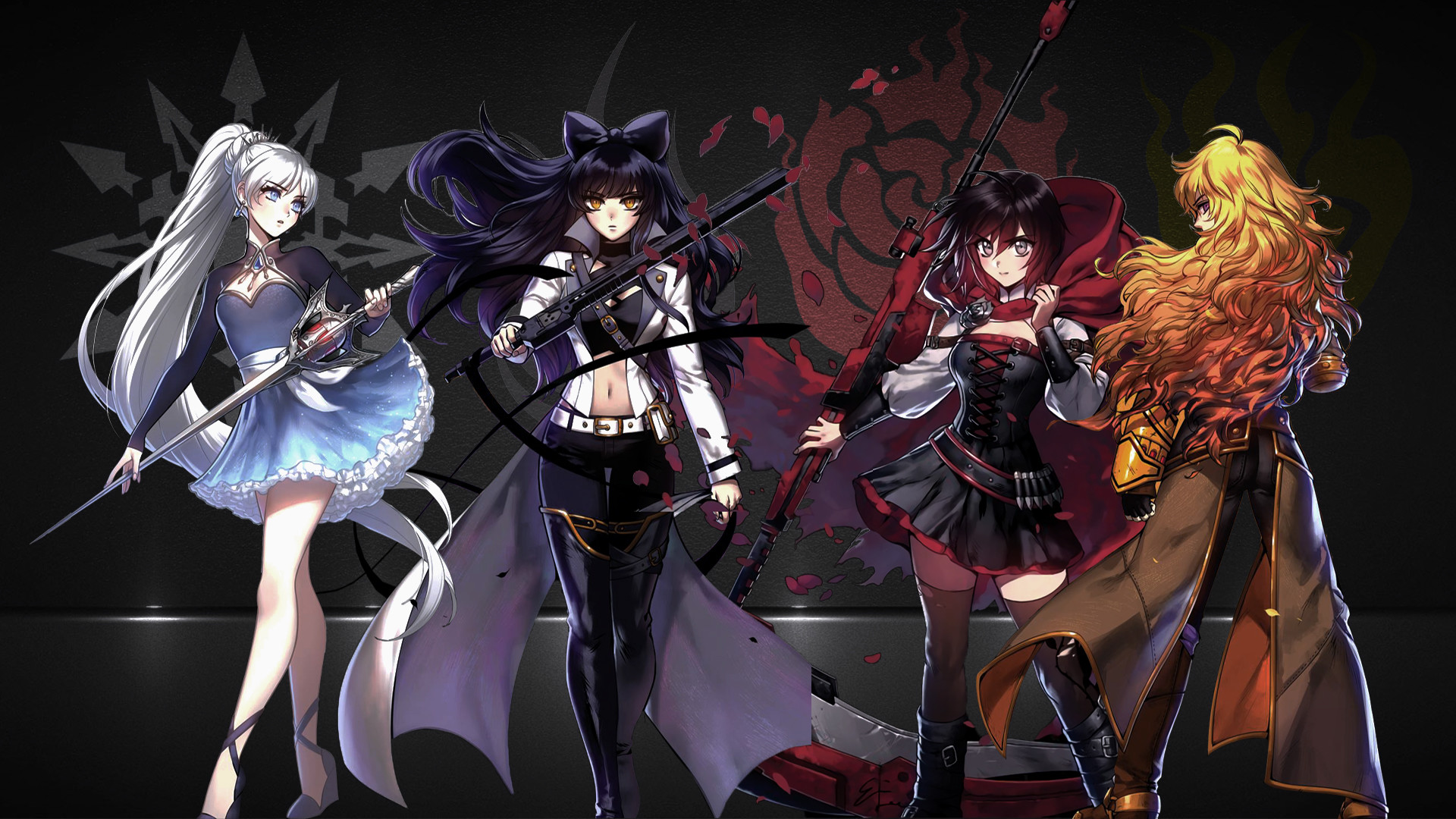 433 RWBY HD Wallpapers  Background Images