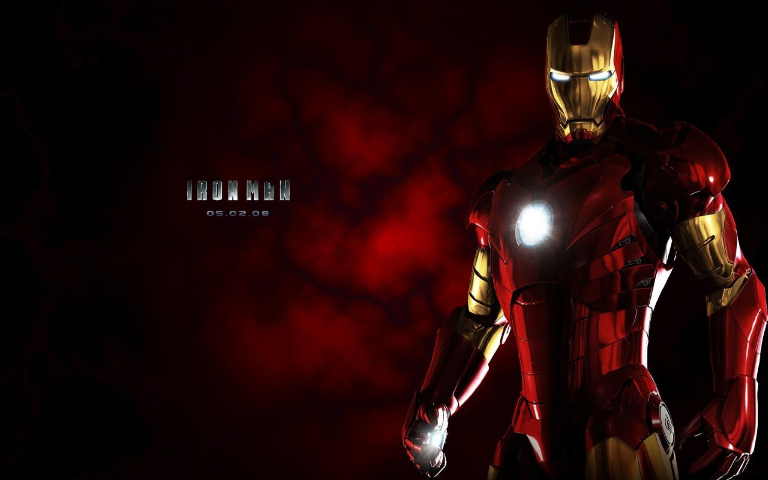 2560x1600 HD Fabulous Iron Man Desktop Wallpaper Full Size - HiReWallpapers 1260
