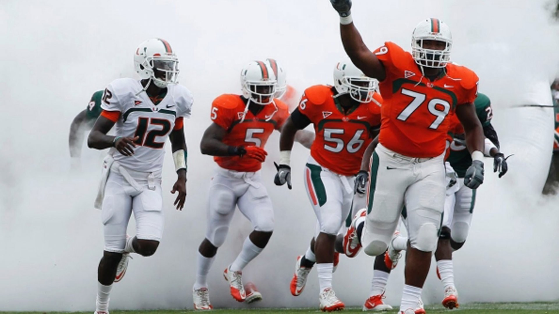Miami hurricanes football photo gallery Miami Football - Hurricanes Photos - ESPN