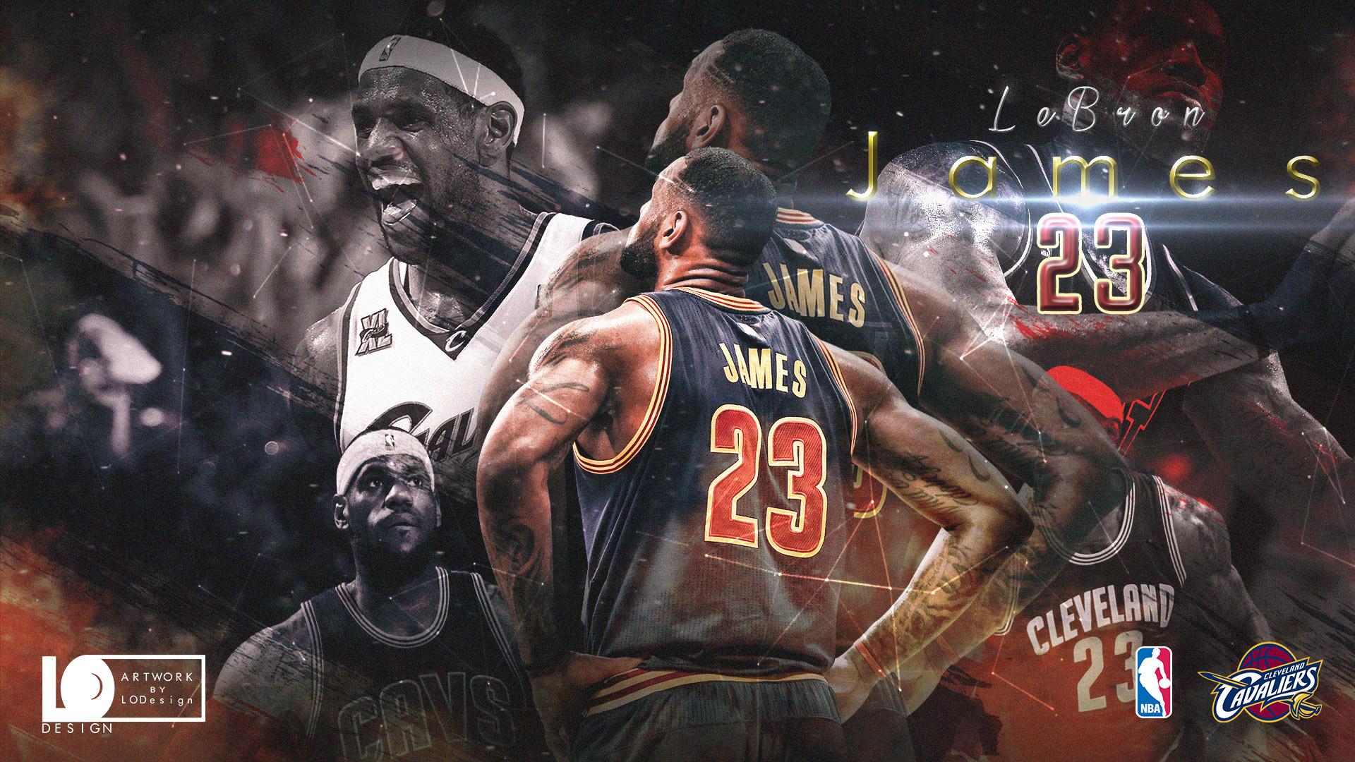 1920x1080 LeBron James 2017 Playoffs Wallpaper Download 1920x1200