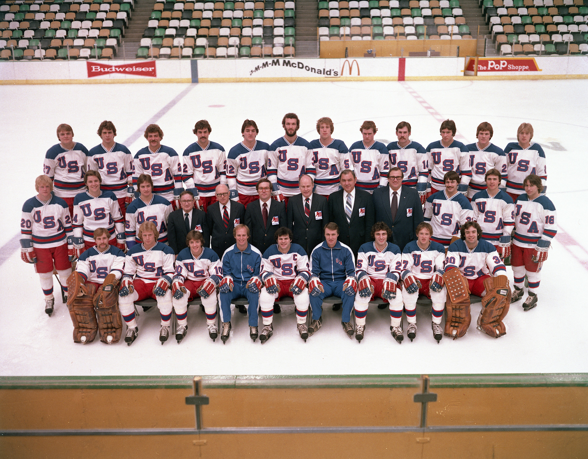 a look into the story of the 1980 us mens olympic hockey team Golden goal lifts oar to olympic men's hockey title over germany in classic  to capture olympic men's hockey  became only the second team in the history of olympic men's ice hockey to.