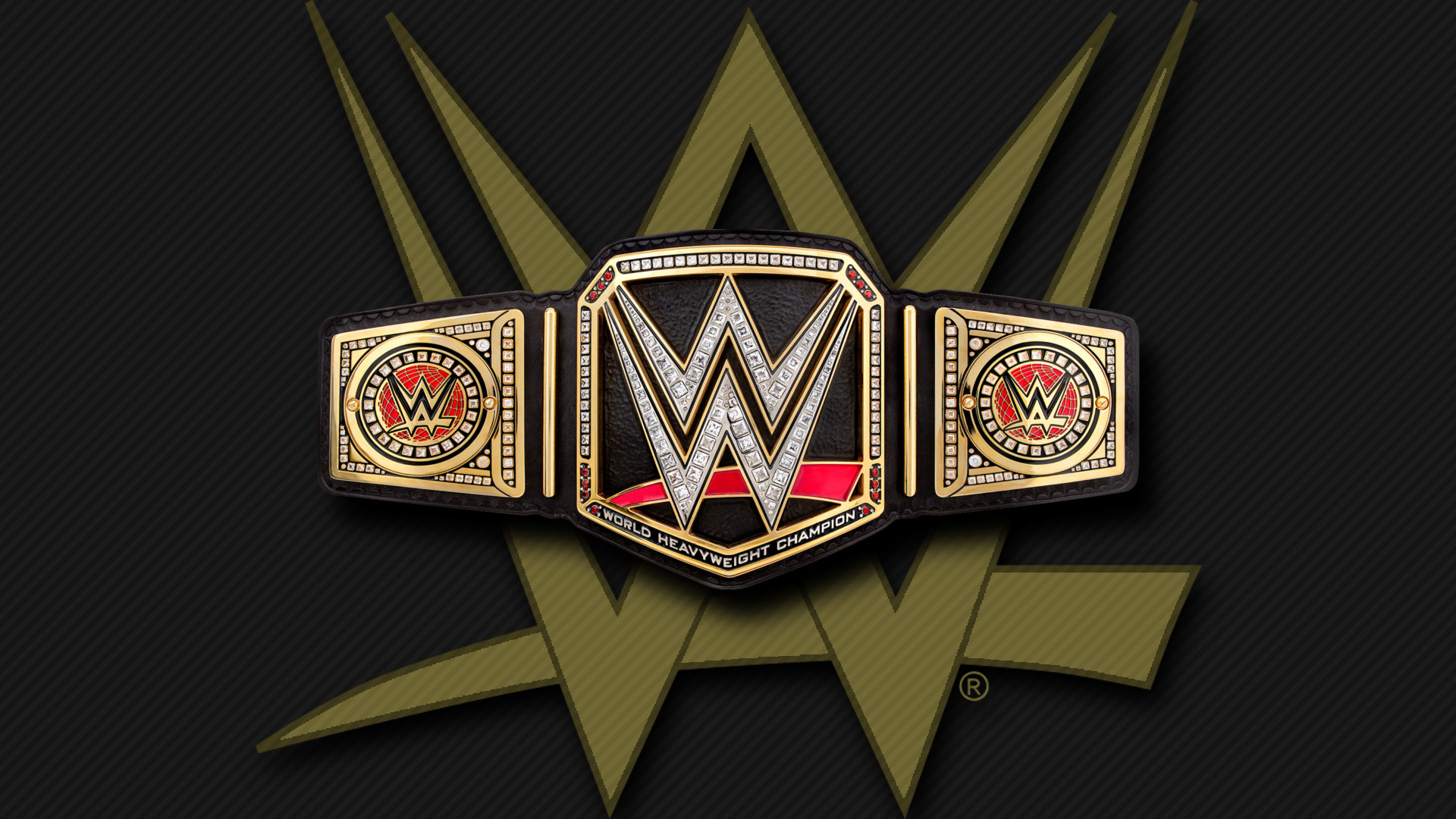 DarkVoidPictures WWE.com Active Championship Belt Renders by DarkVoidPictures