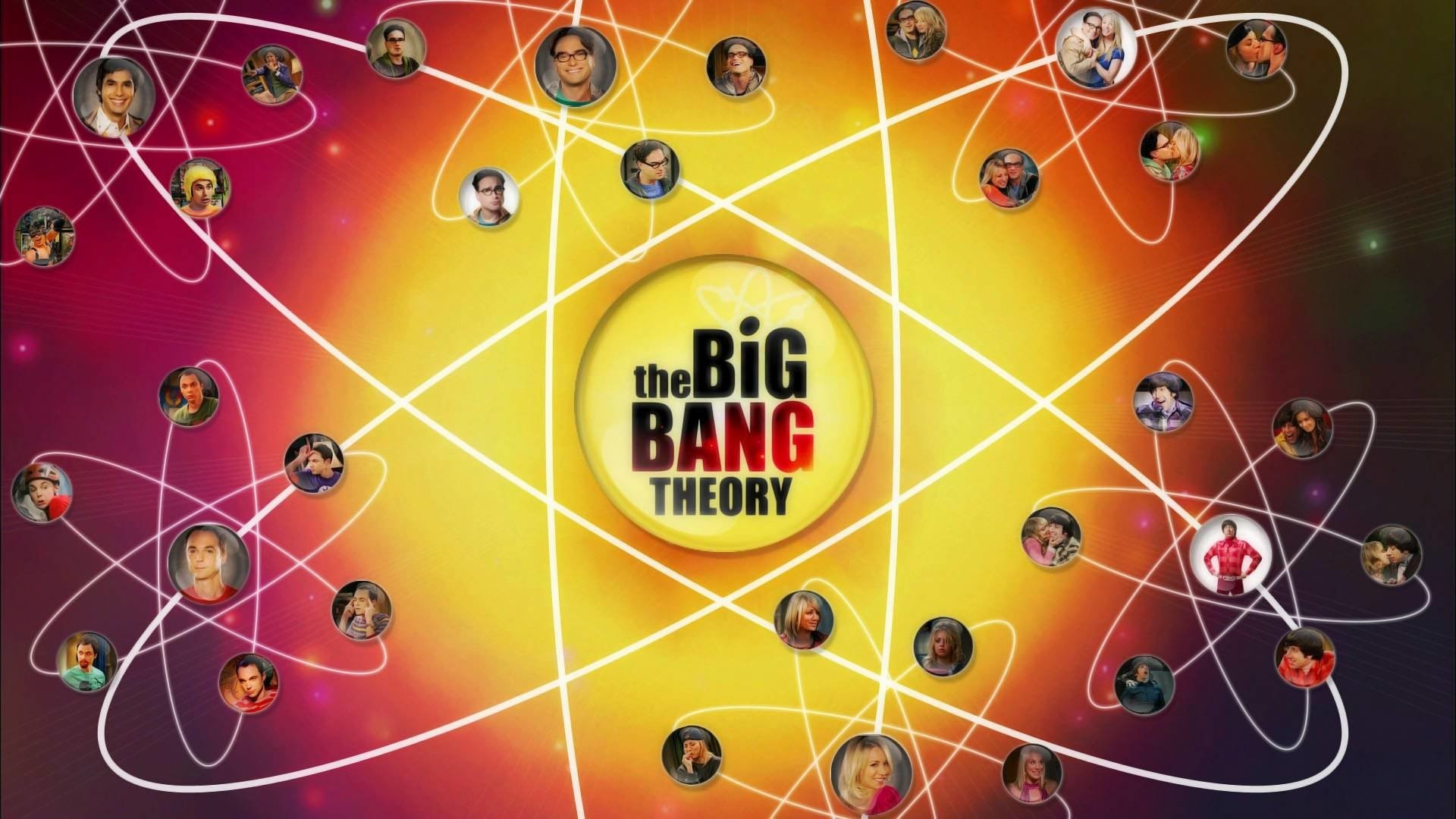 Big Bang Theory Wallpaper 74 Images