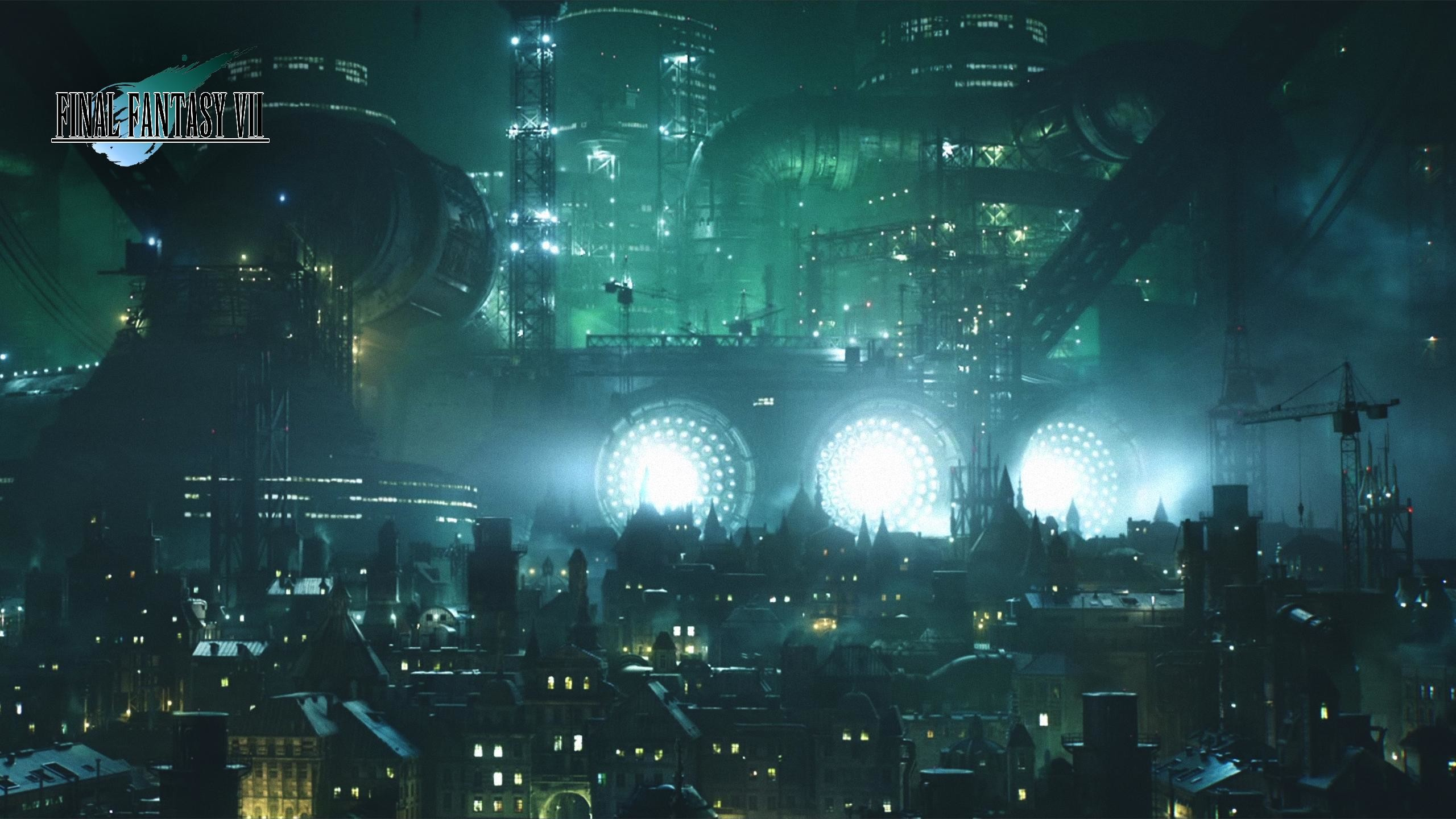 Final fantasy vii remake wallpaper 89 images 1920x1080 final fantasy vii remake wallpaper download 2560x1440 ffvii remake midgar wallpaper altavistaventures Gallery