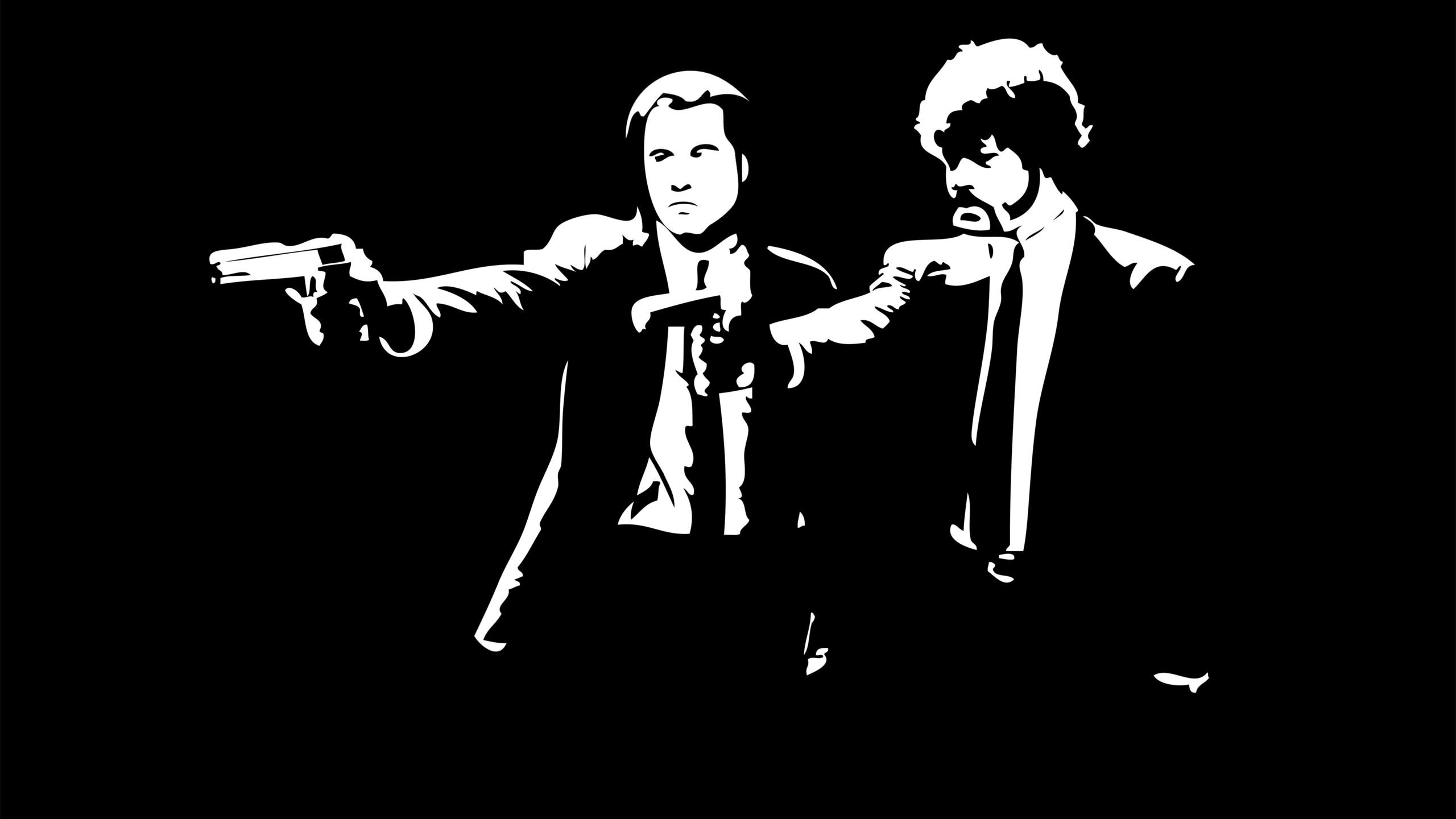 Bible Verse And Image Pulp Fiction Wallpaper: Pulp Fiction Wallpapers (72+ Images