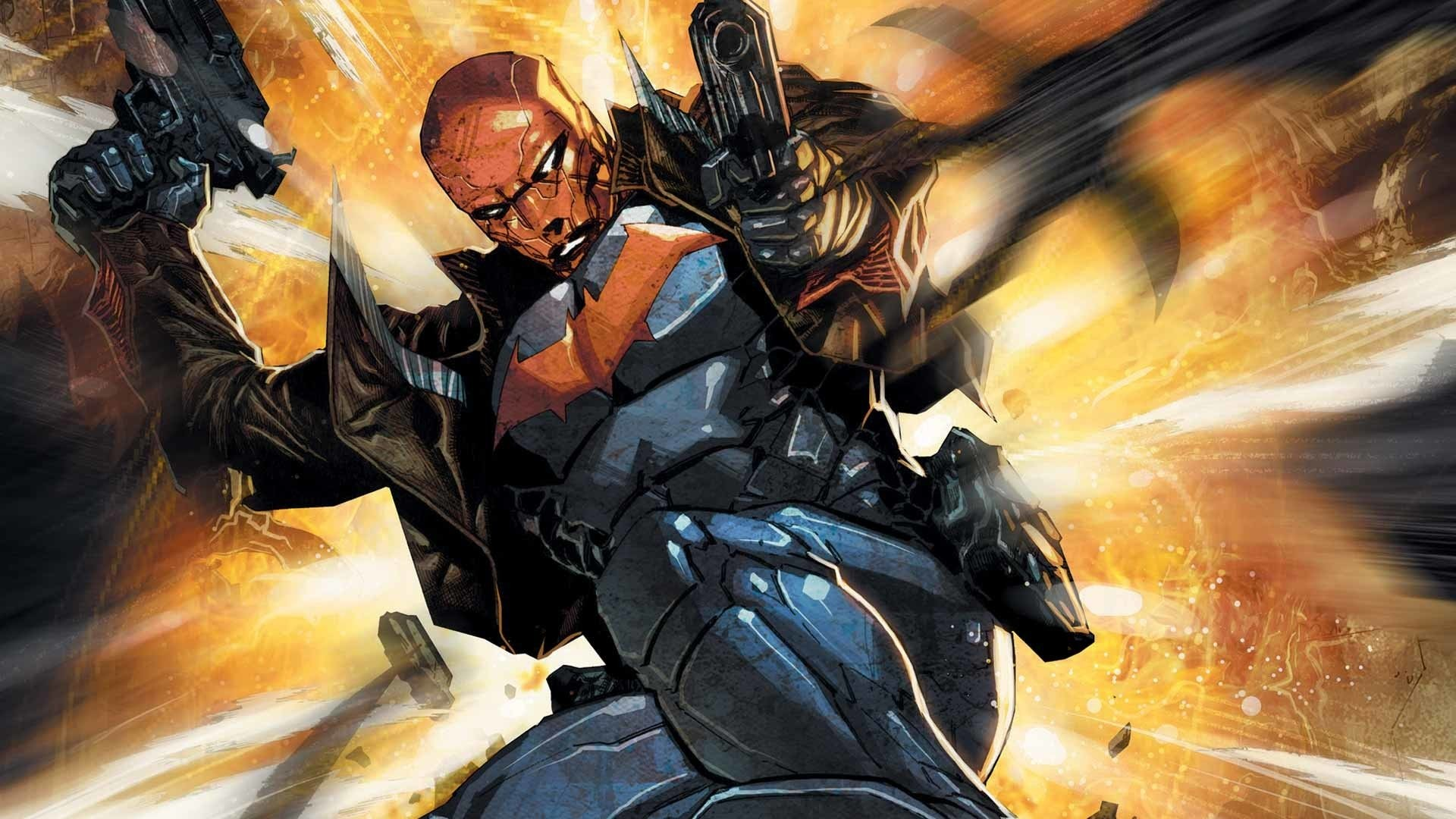 Red Hood Wallpaper 1920x1080: The Red Hood Wallpaper (84+ Images