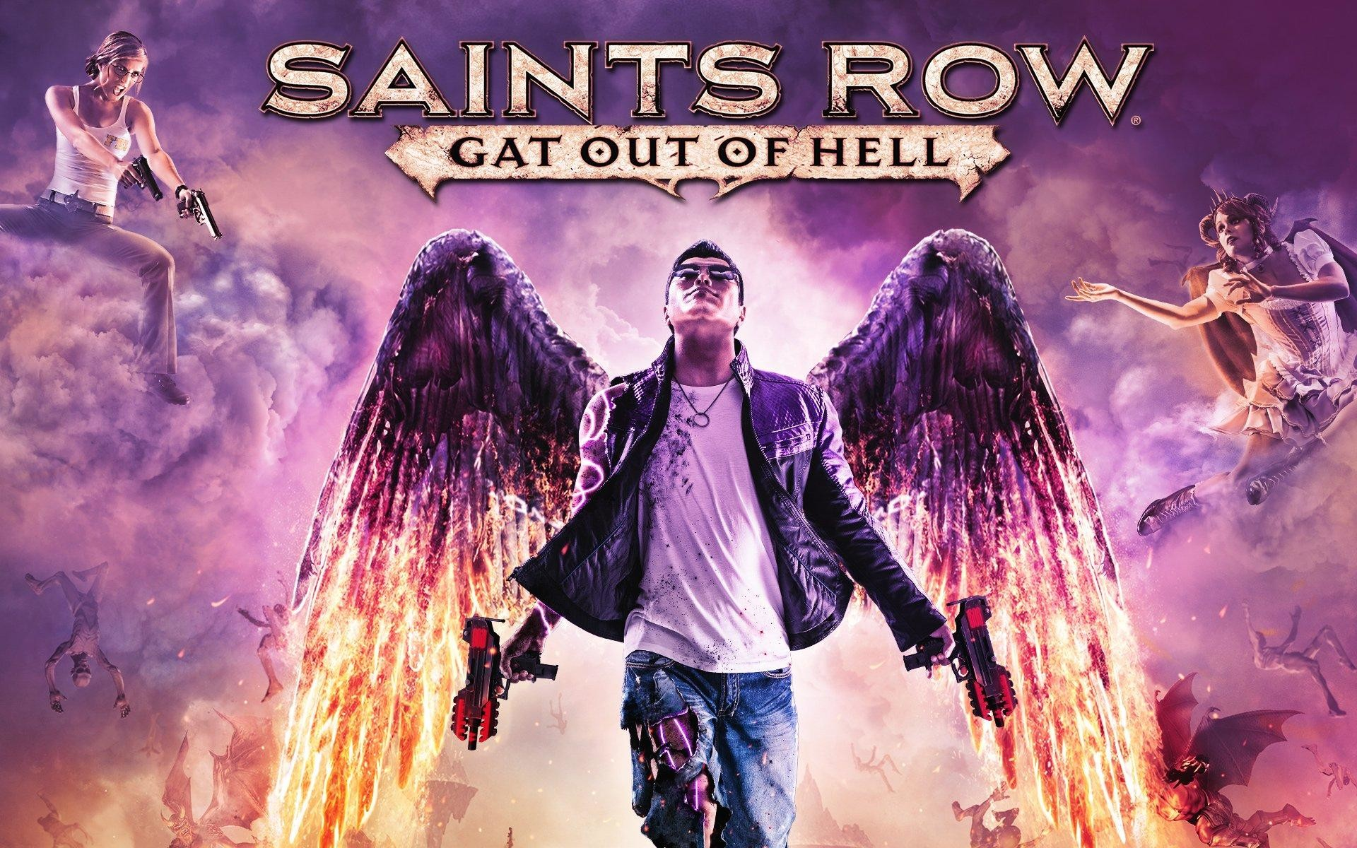 Saints Row 2 Wallpaper 76 Images