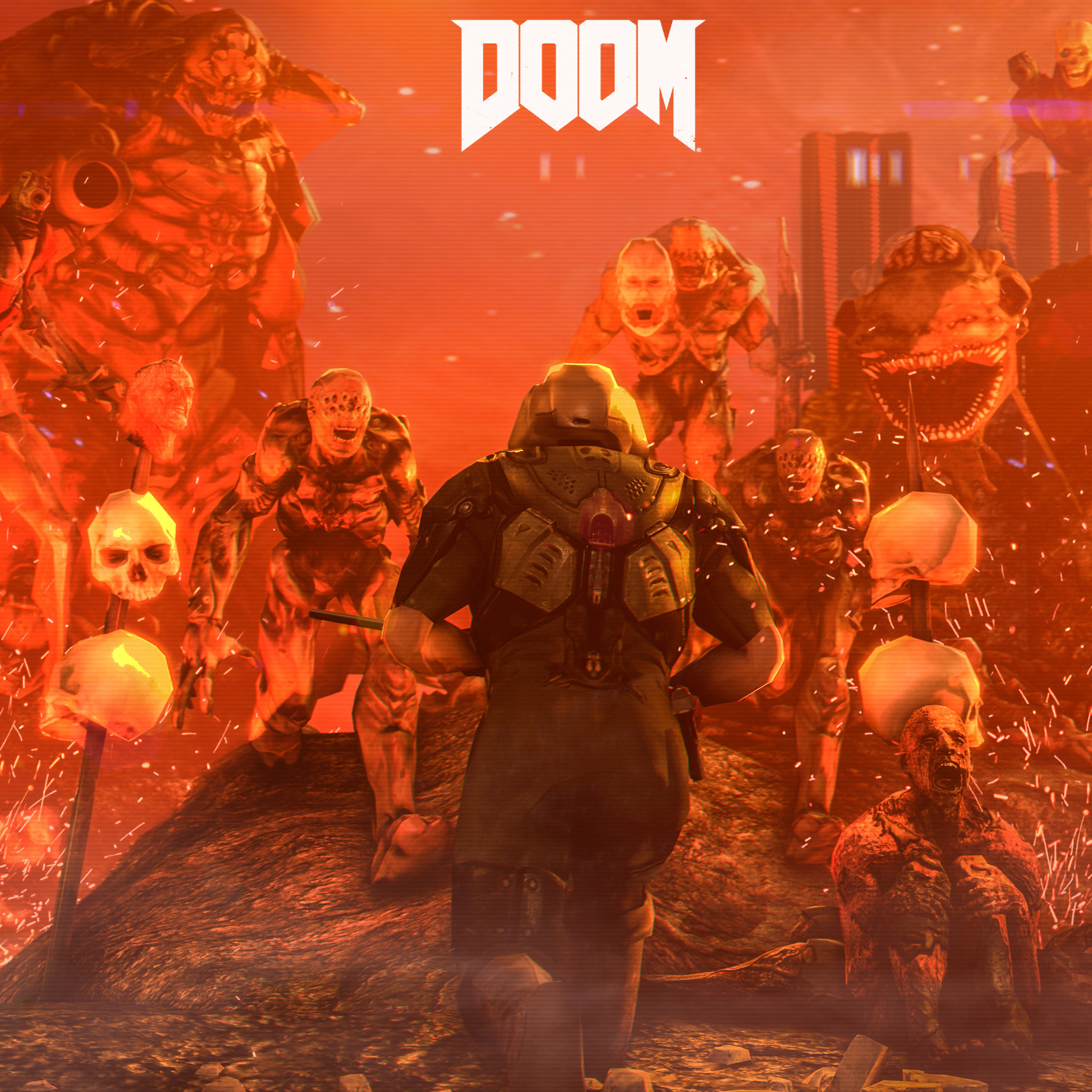 Doom Game Wallpaper (70+ Images