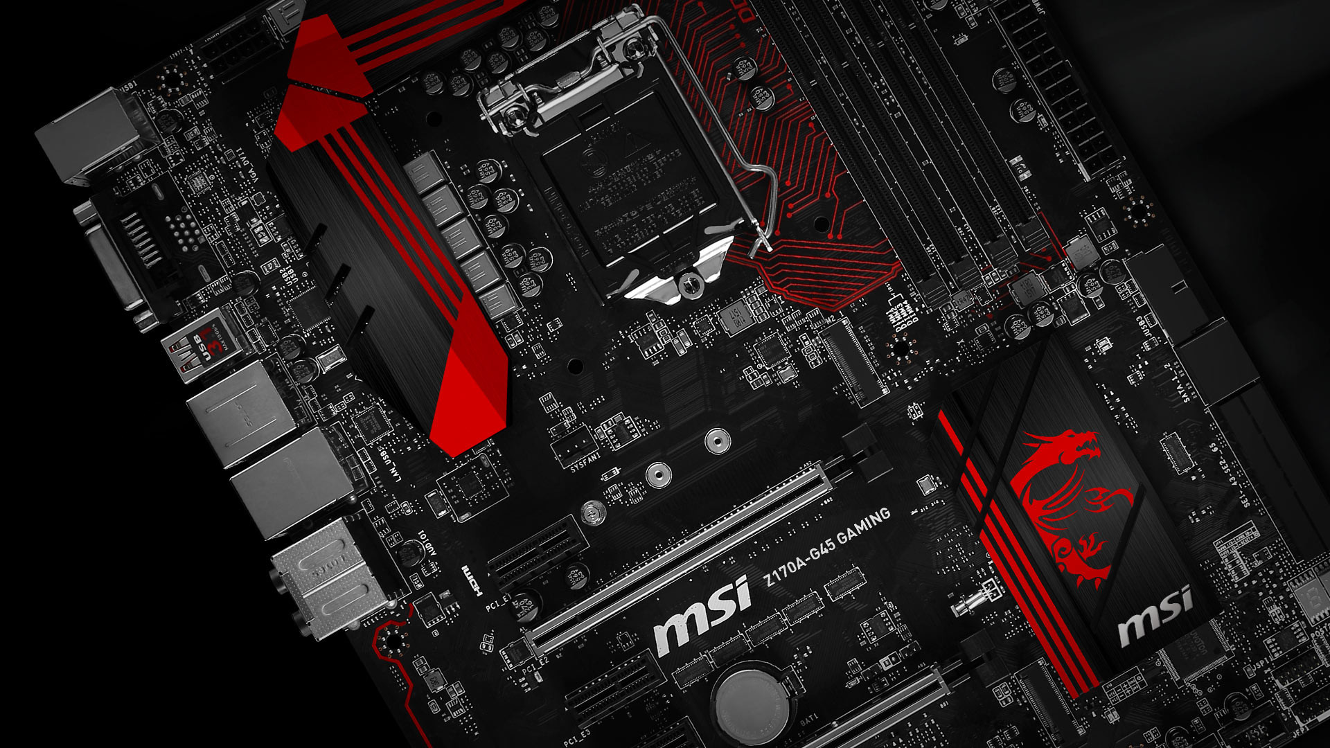 MSI Dragon Wallpaper 1920x1080 (80+ Images