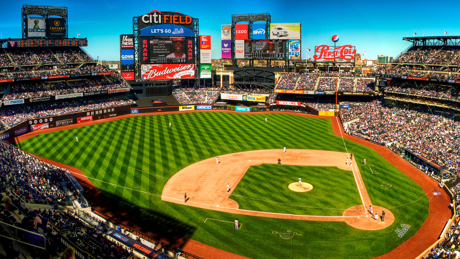 1920x1080 New York Mets Browser Themes & Desktop Wallpapers