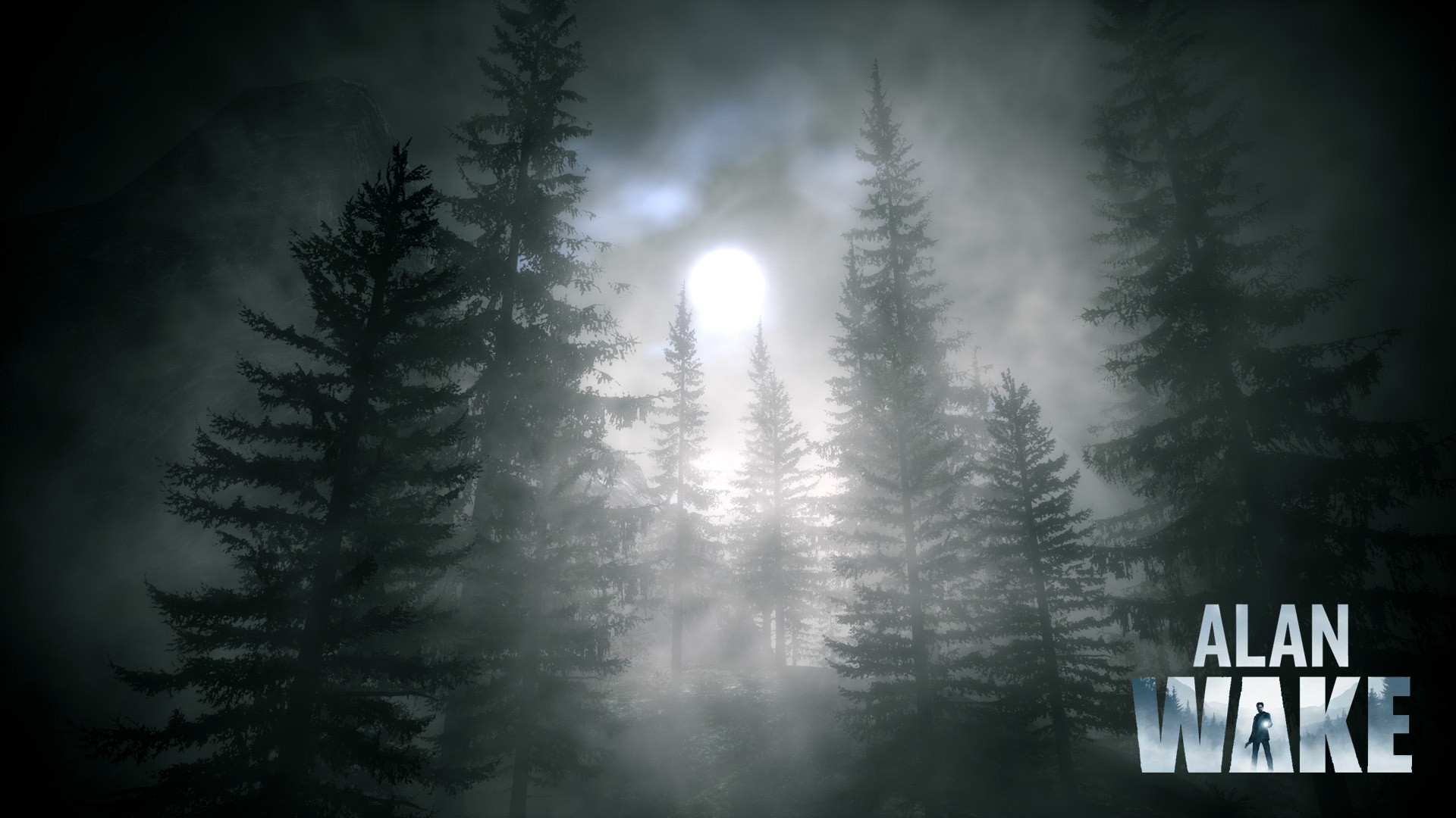 1920x1080 Free Alan Wake Wallpaper in