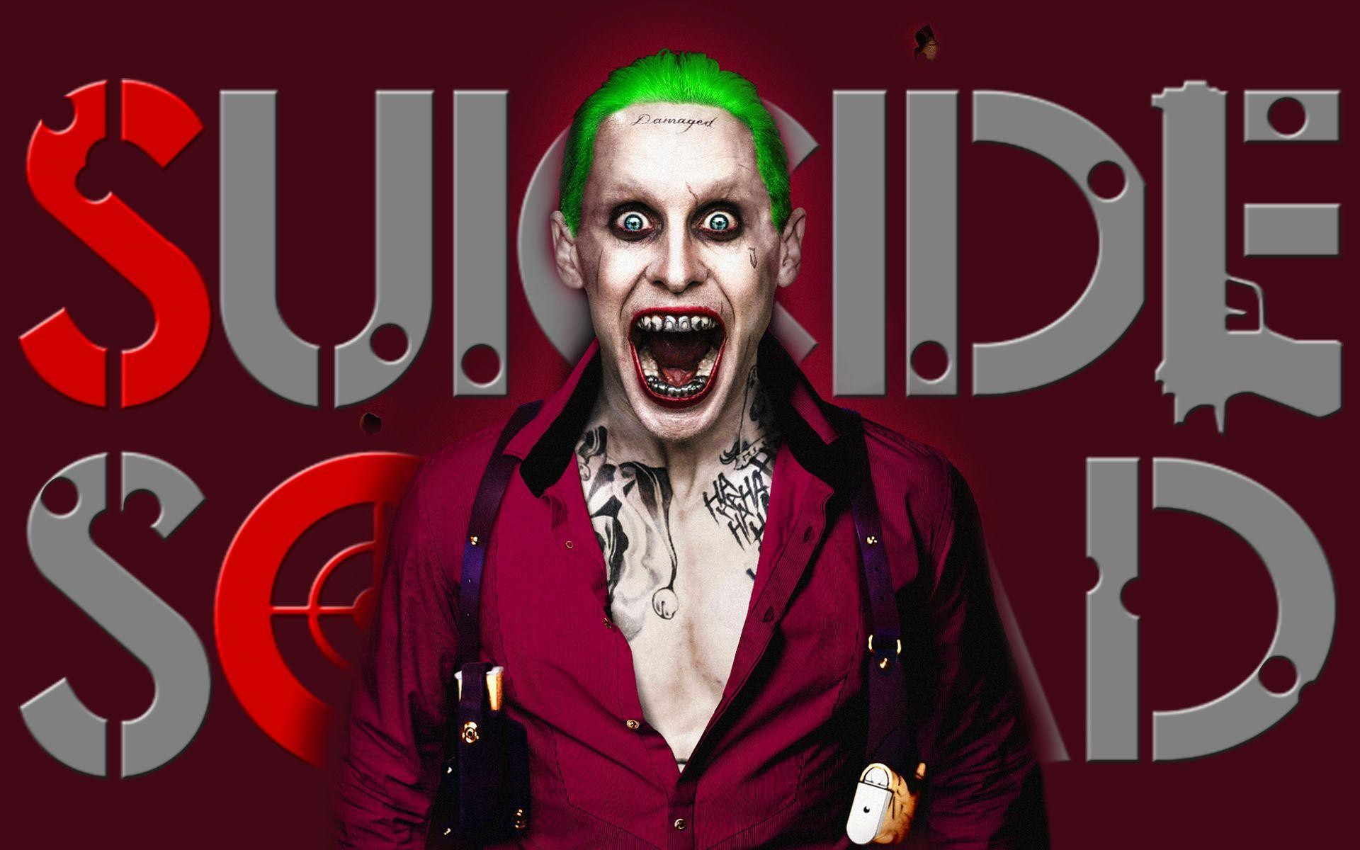 Jared Leto Joker Wallpaper 78 Images