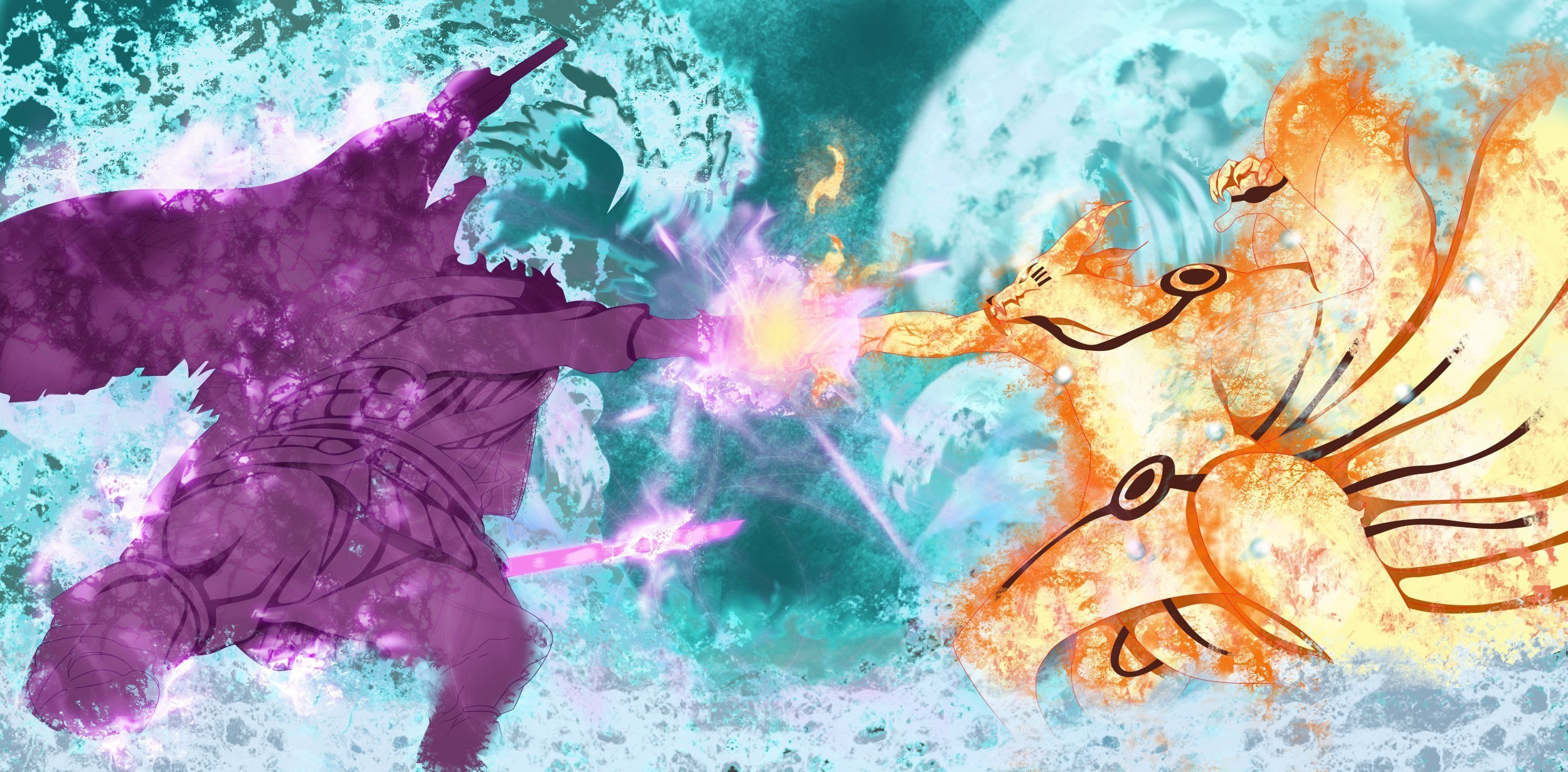 Naruto vs sasuke wallpaper 57 images - Image de narouto ...