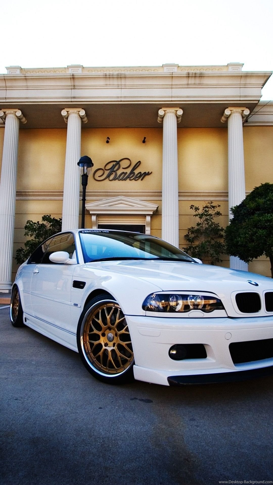 1080x1920 White BMW E46 M3 iPhone 6 Plus Wallpapers HD Wallpapers Desktop Background