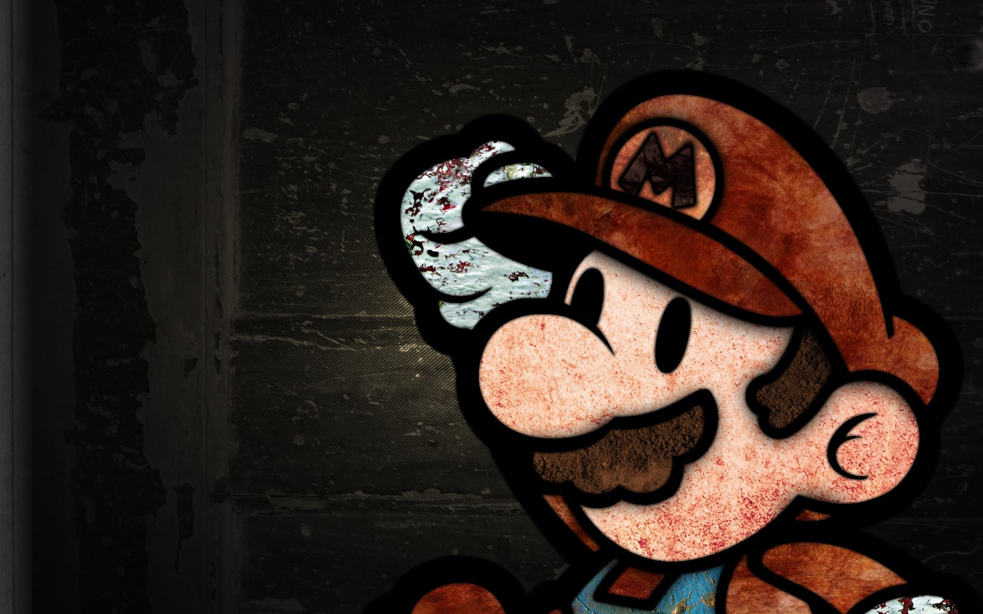 1920x1200 Wallpapers Super Mario World Real Bullet Bill D Modeling x