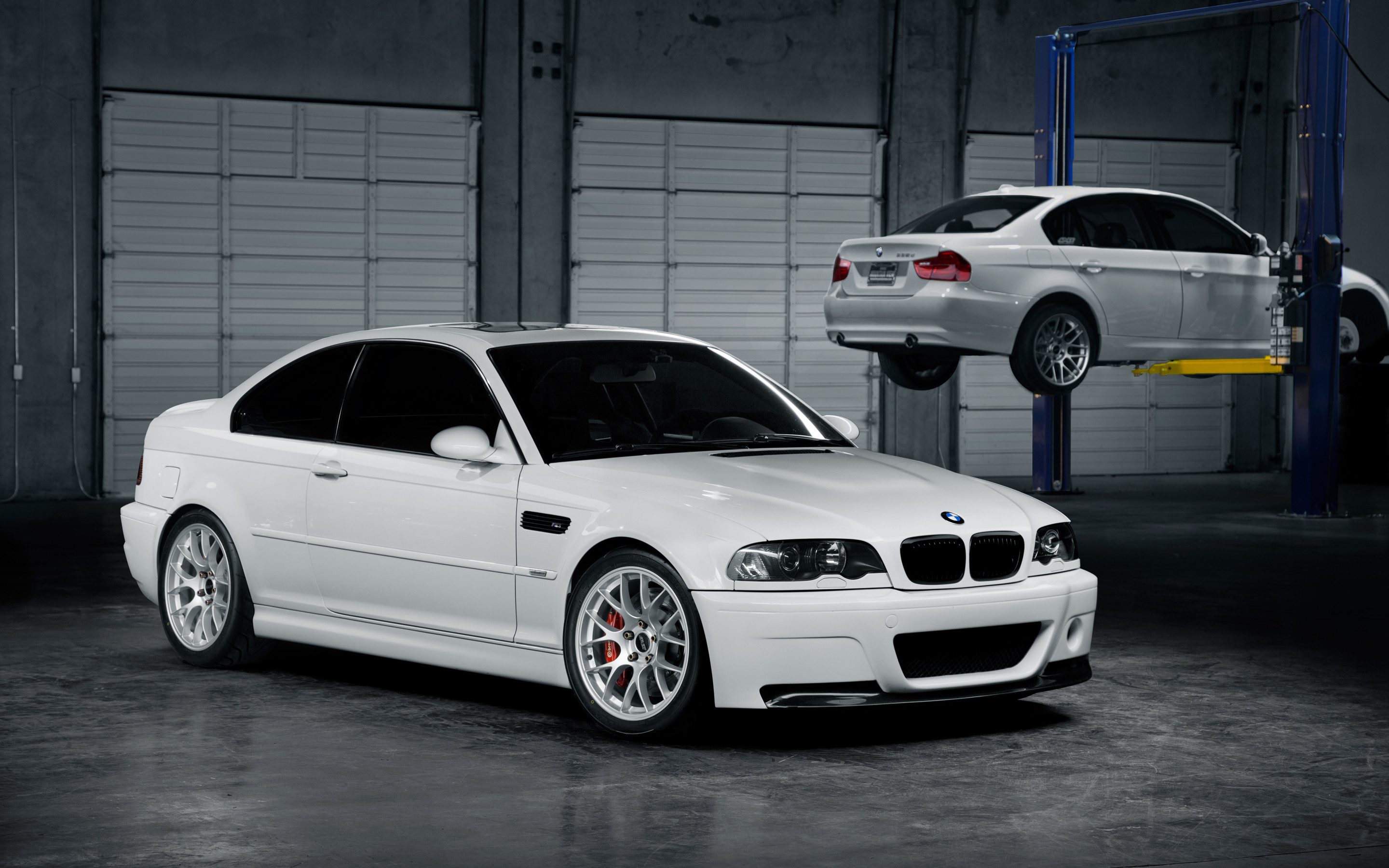 2880x1800 Bmw E46 M3 Wallpapers HD