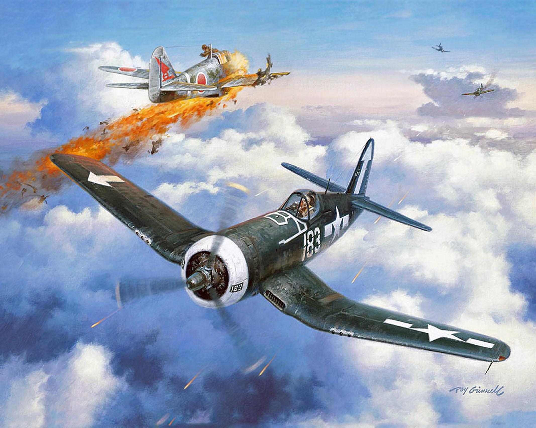 Vought F4U Corsair Wallpaper (67+ images)