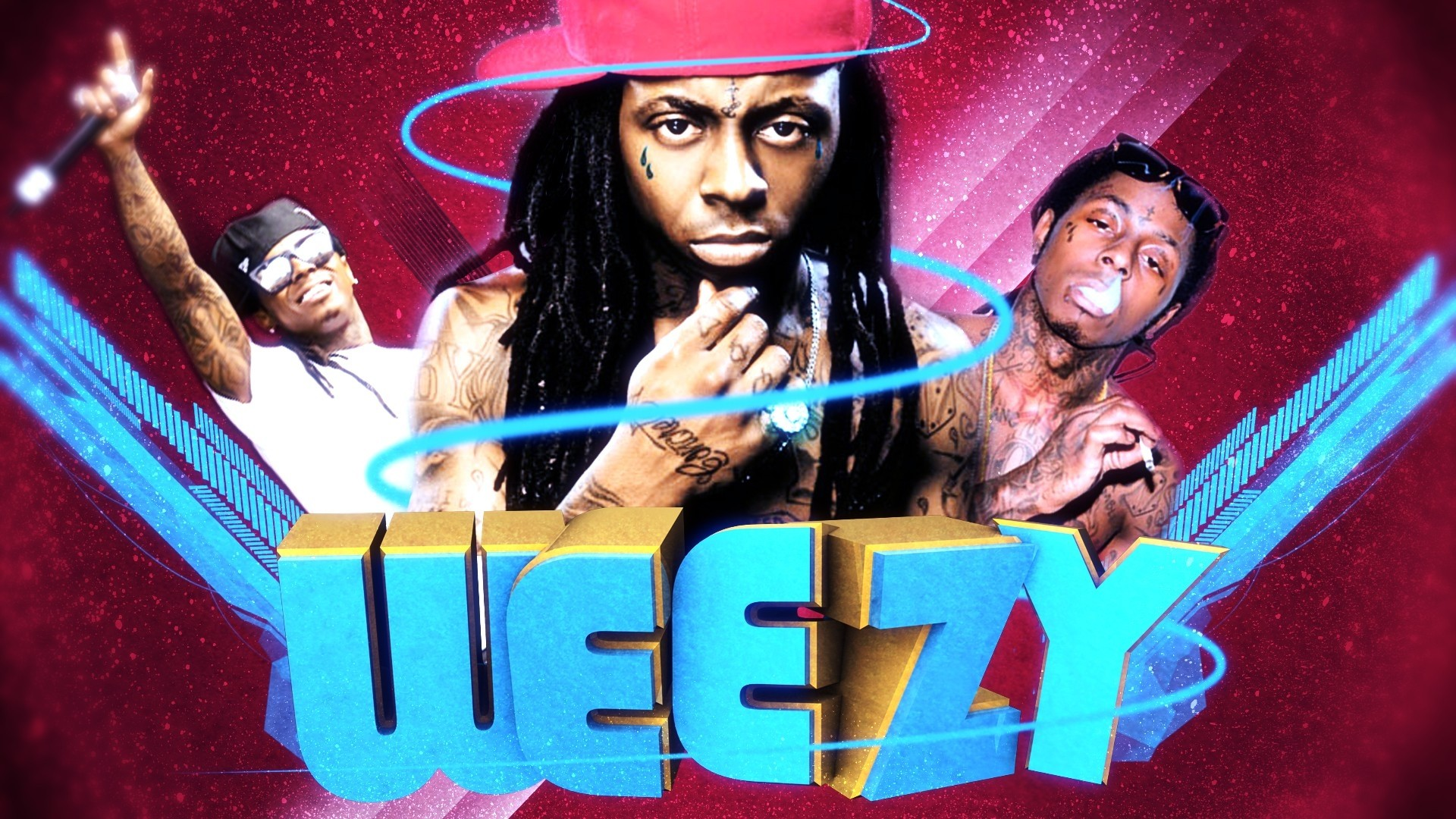 1920x1080 wallpaper: Lil Wayne Hd Wallpapers 1366×768 Lil Wayne Backgrounds .