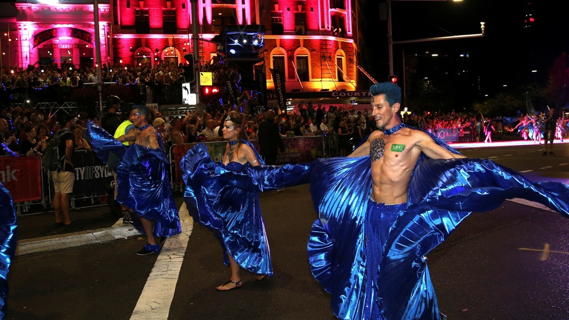 1920x1080 Sydney set to sparkle as city celebrates Mardi Gras
