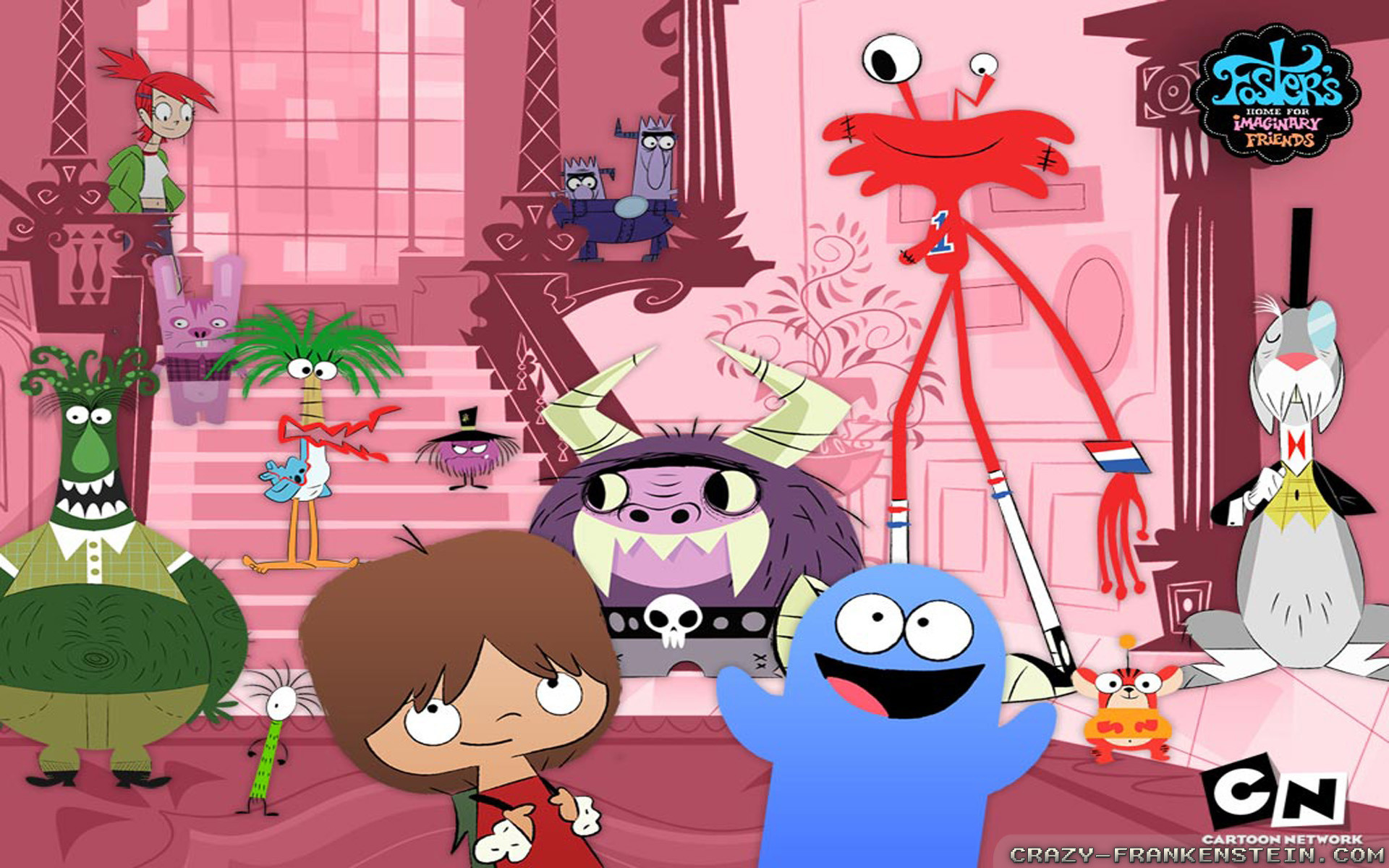 1920x1200 Foster home for Imaginary Friends