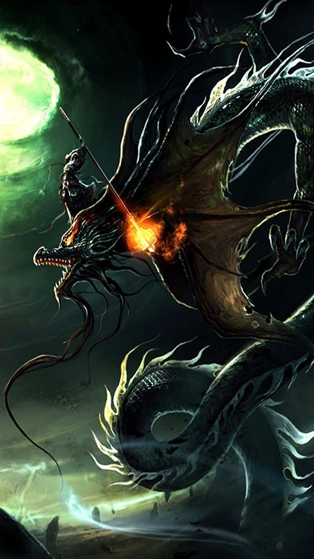 Dragon Phone Wallpaper (86+ images)