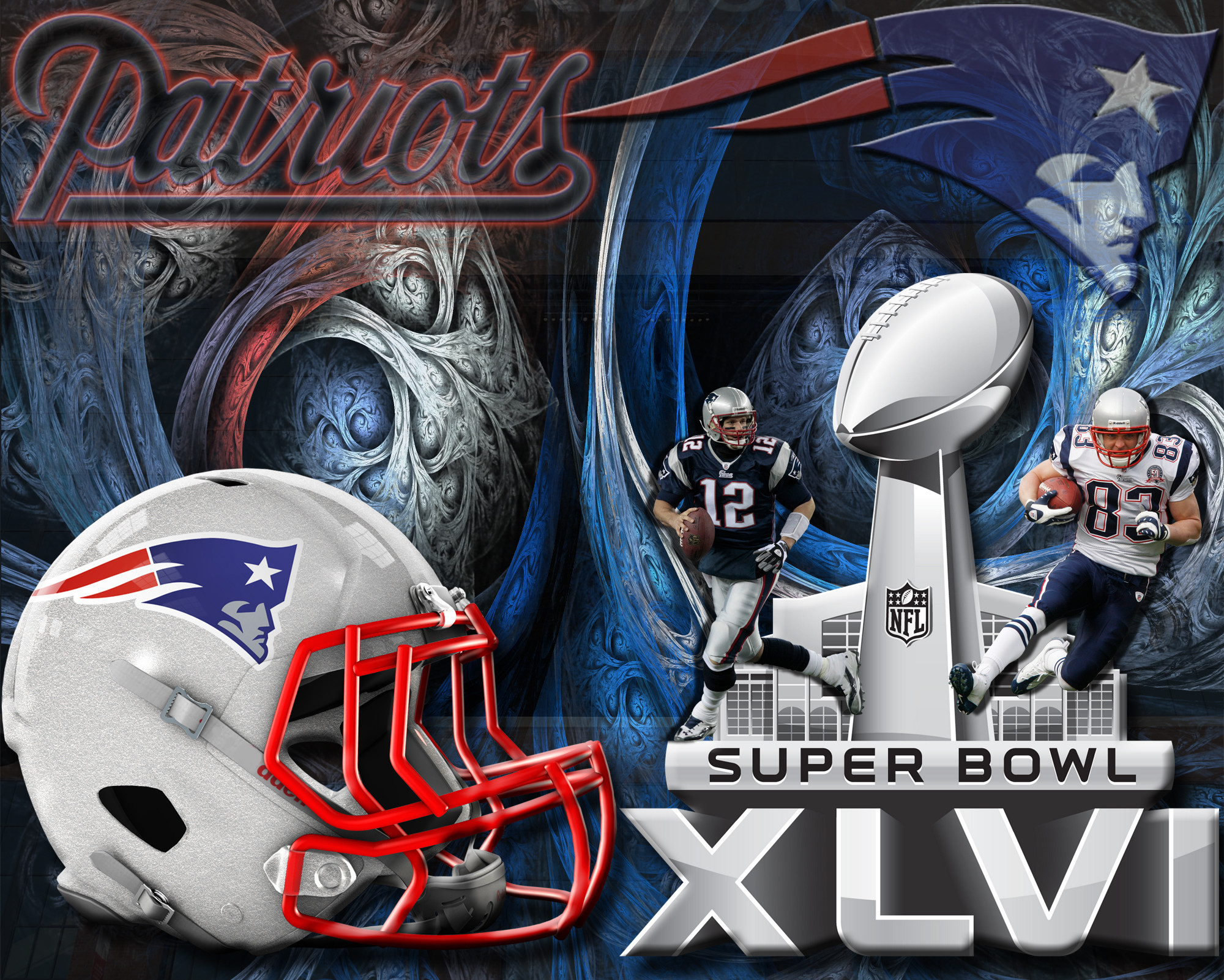 2000x1601 Wallpapers By Wicked Shadows: New England Patriots Super Bowl .