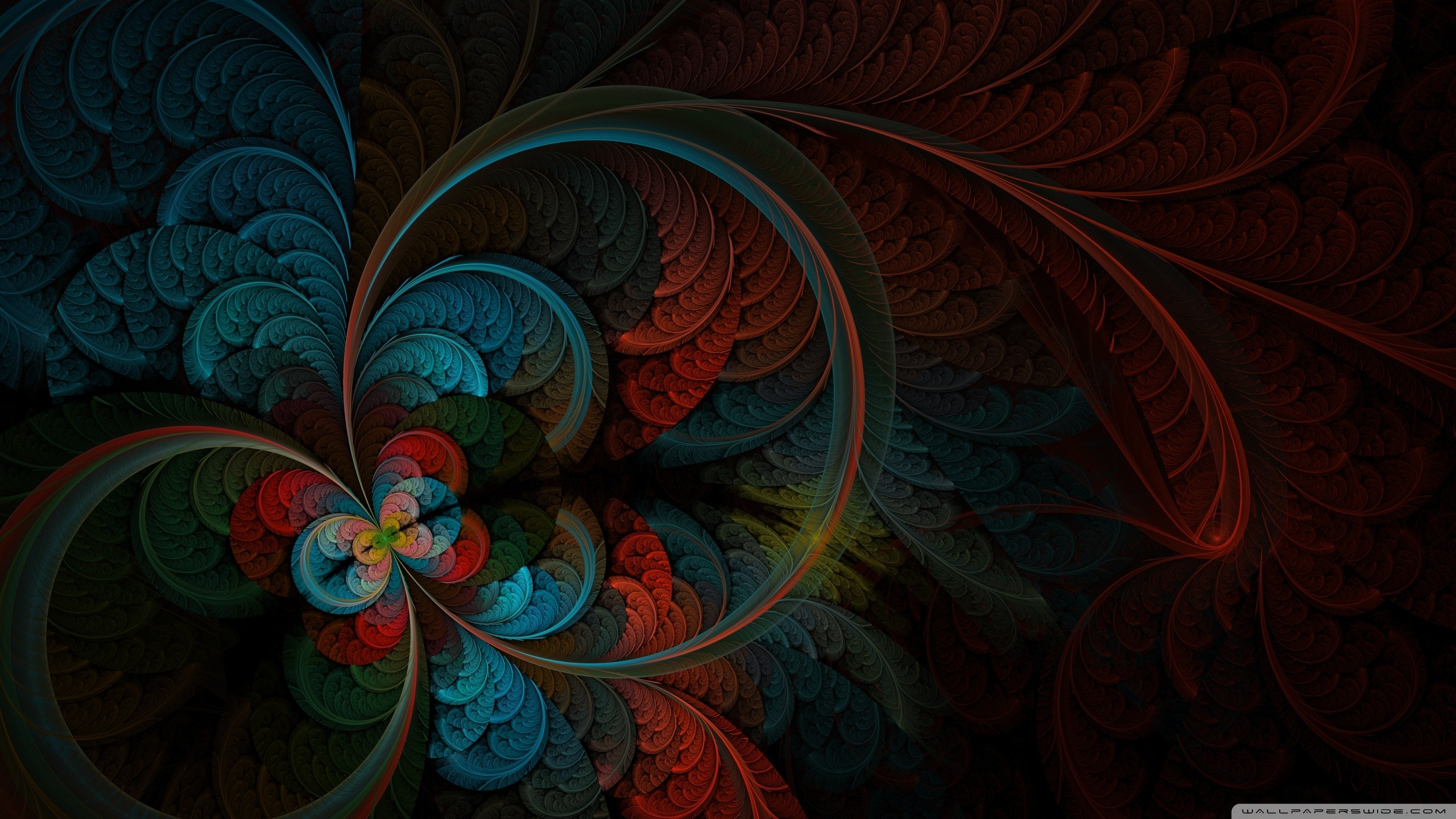 2560x1440 Fractals Wallpaper At Fractal Wallpapers
