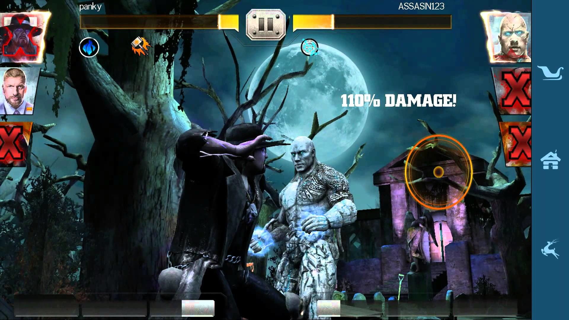 Wwe Immortals Wallpapers 78 Images