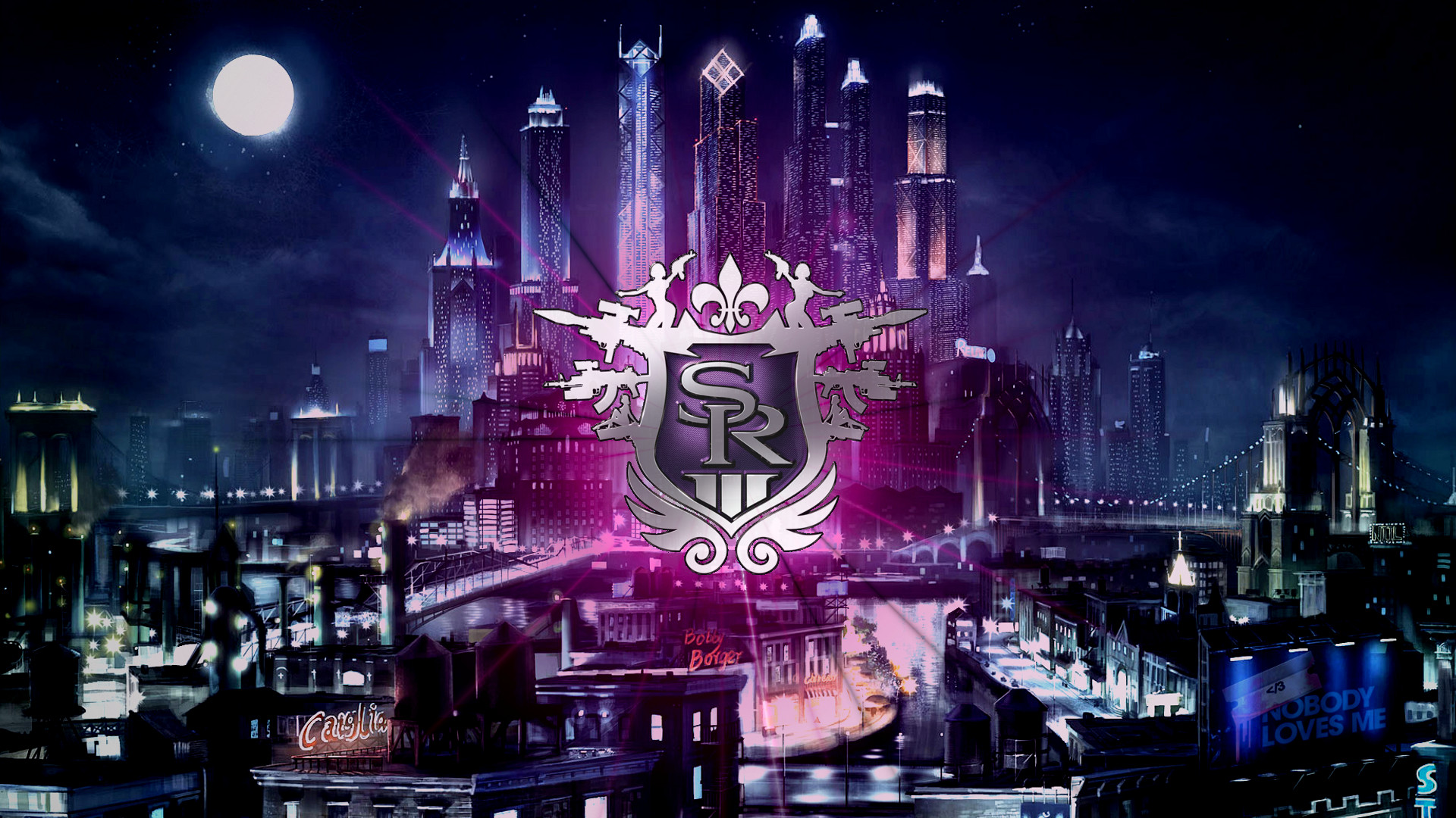 1920x1080 Saints Row 4 Wallpapers HD Wallpapers Source · Saints Row Wallpaper