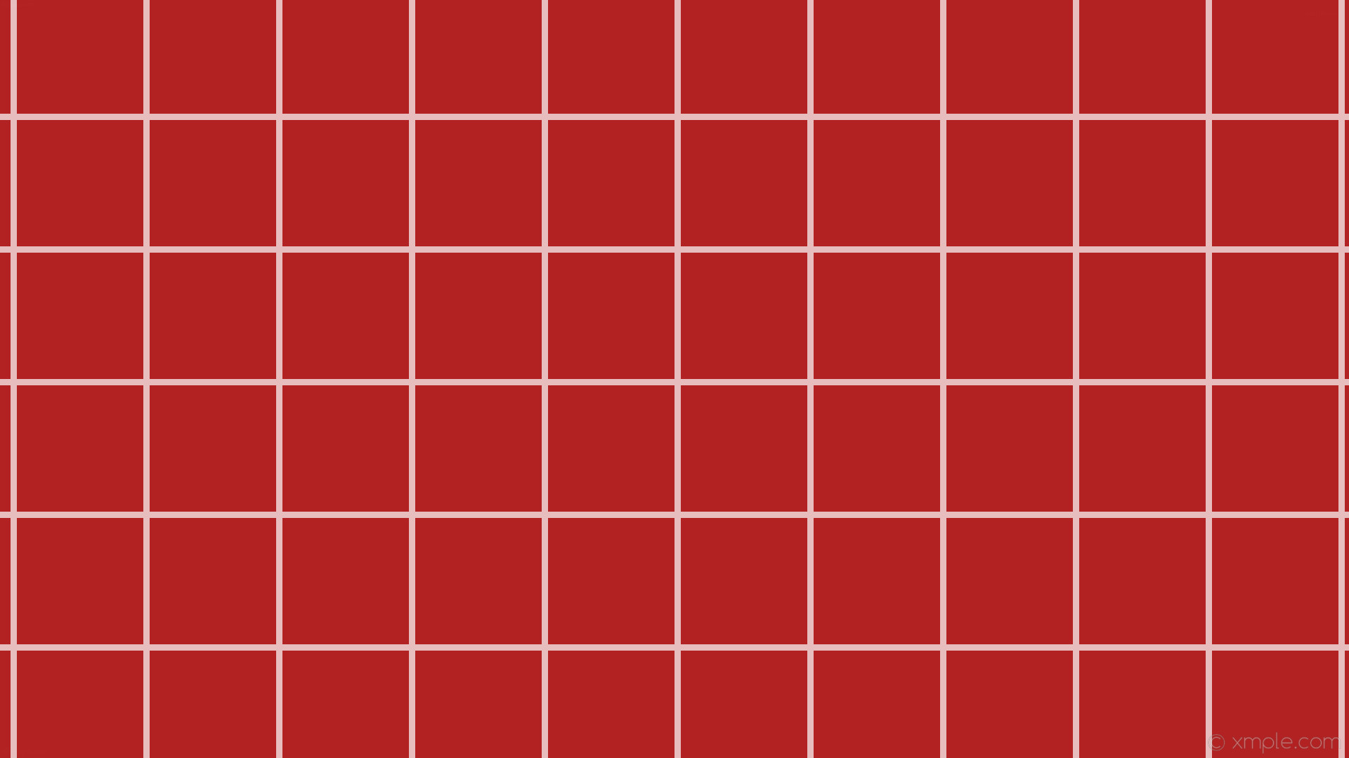 1920x1080 wallpaper red white graph paper grid fire brick #b22222 #ffffff 0° 9px 189px