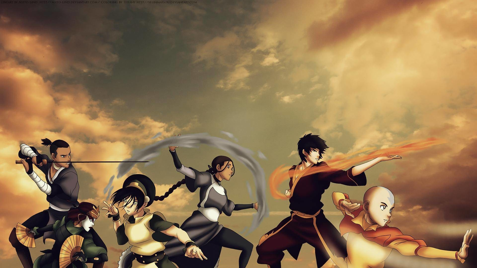 1920x1080 Legend of Korra Wallpaper HD - WallpaperSafari