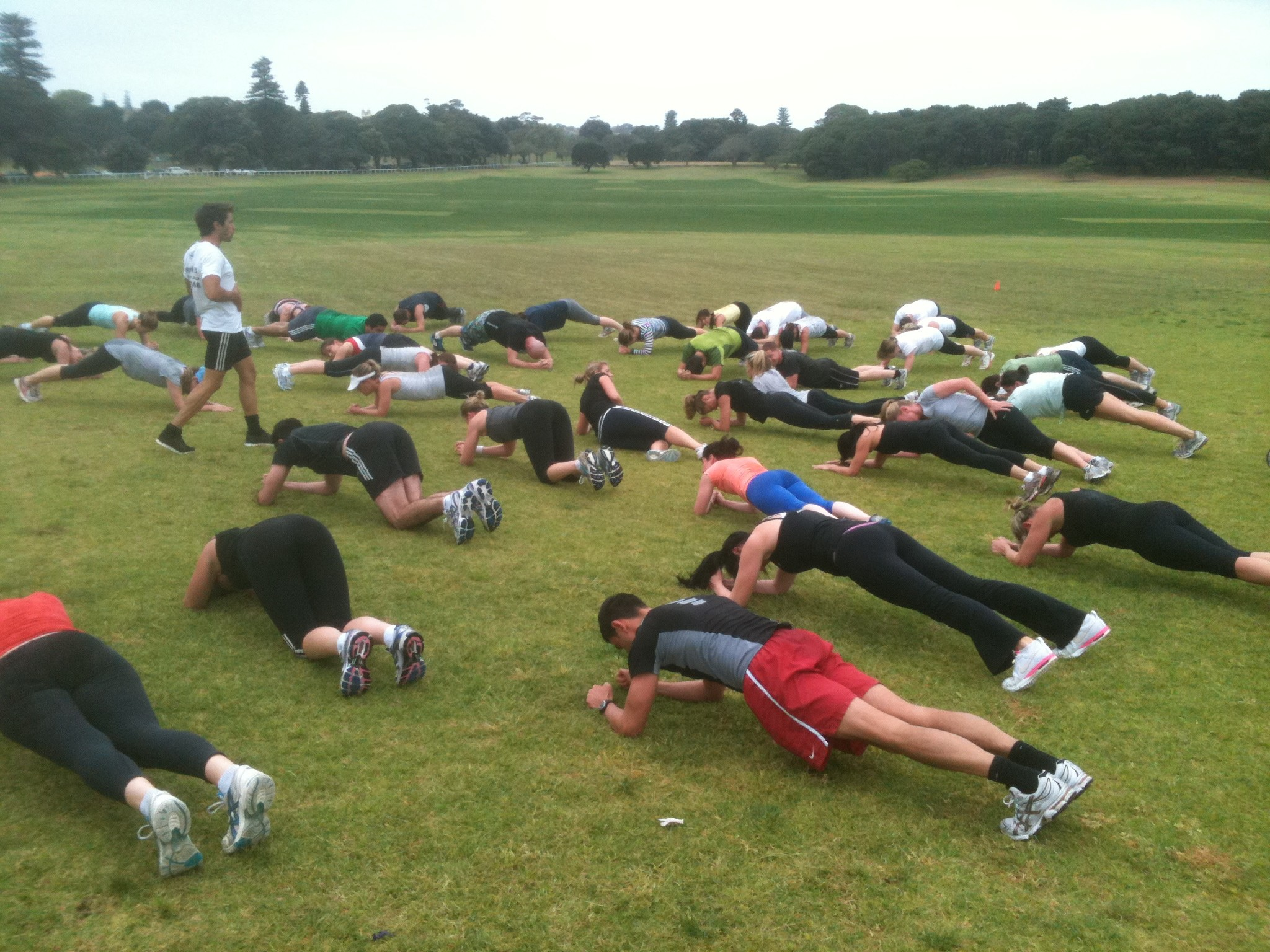 2048x1536 Boot Camp Elizabeth Bay