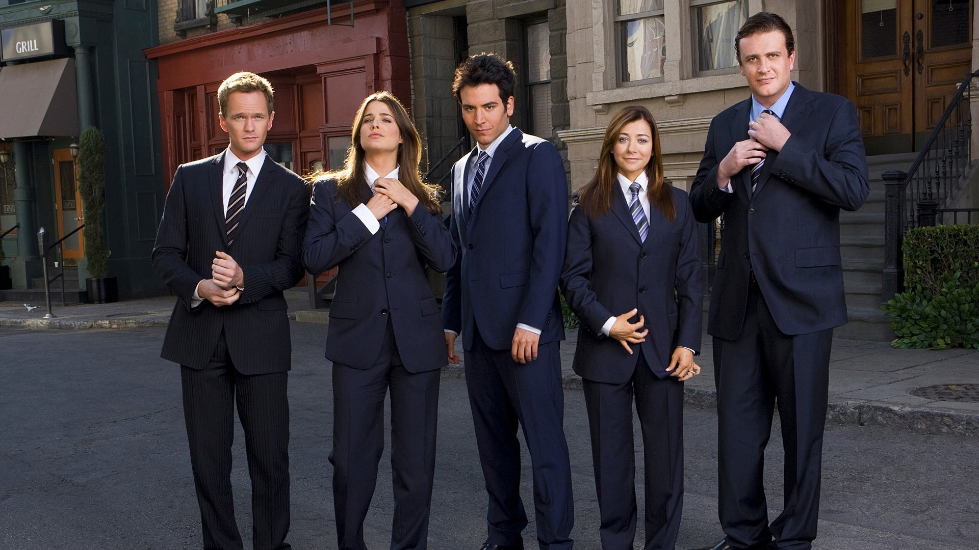 How I Met Your Mother Wallpapers 78 Images