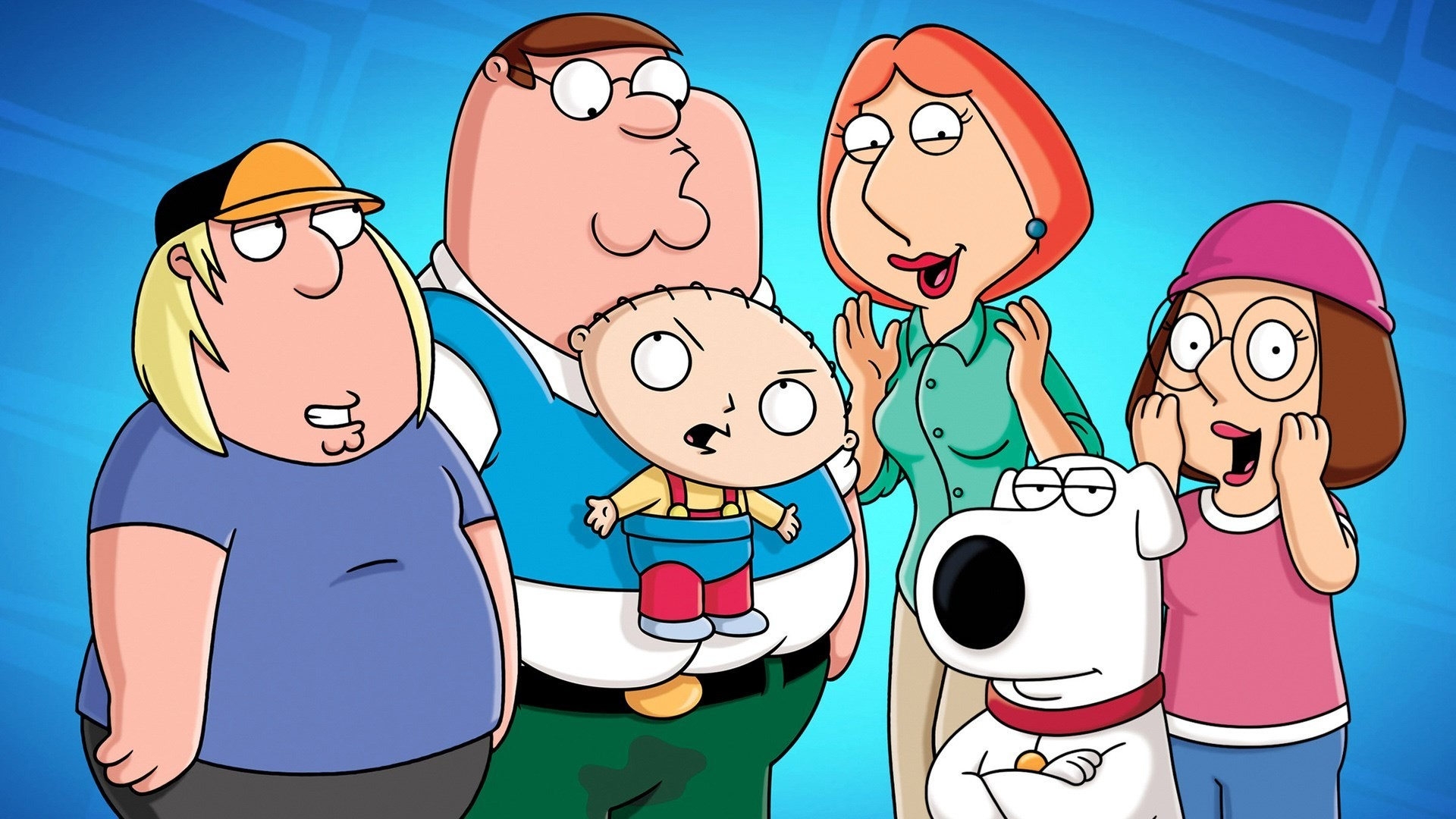 1920x1080  free computer wallpaper for family guy - family guy category ·  Download · Preview wallpaper peter griffin, family guy ...