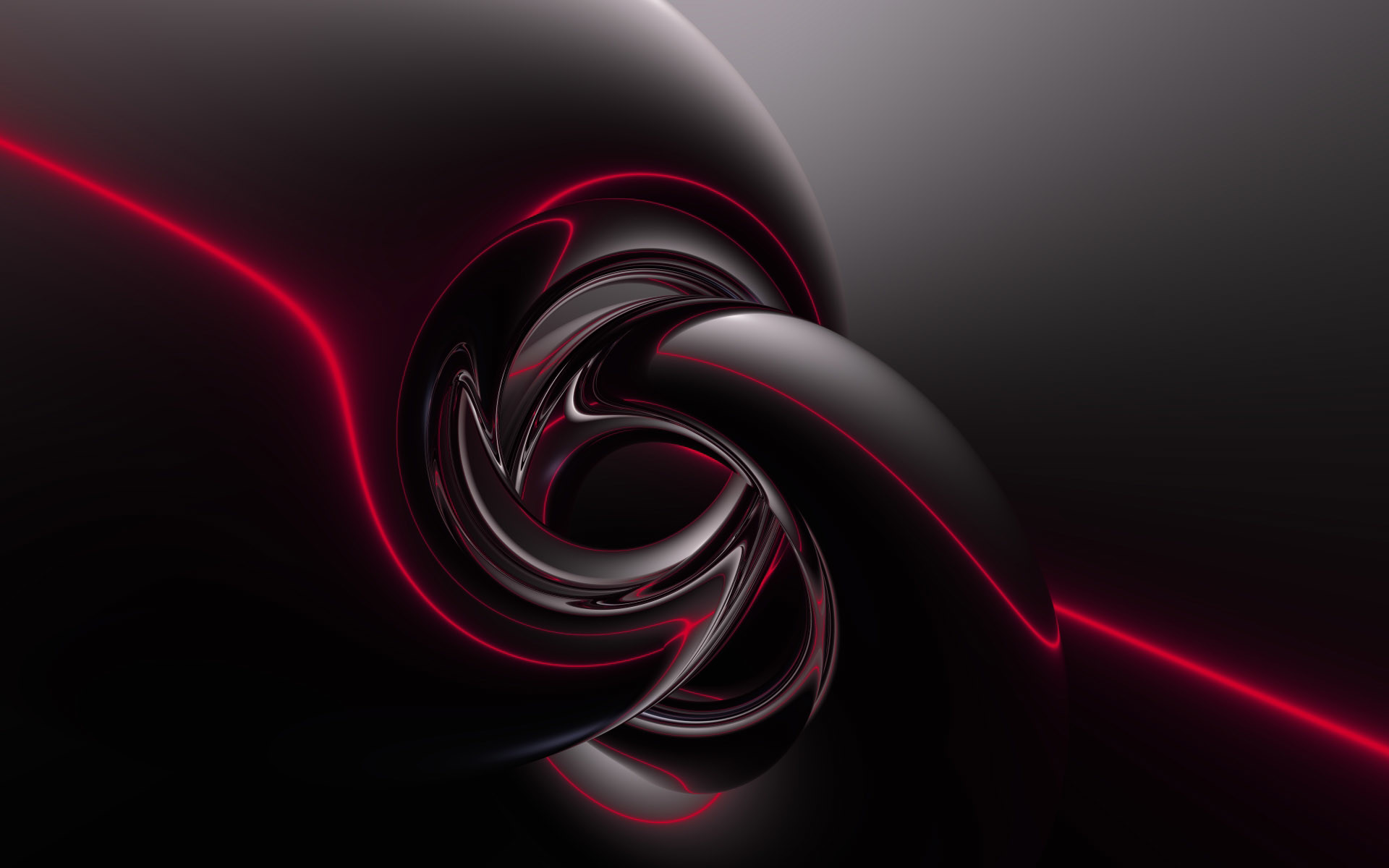1920x1200 Red White Abstract Wallpaper Abstract 3D (58 Wallpapers)