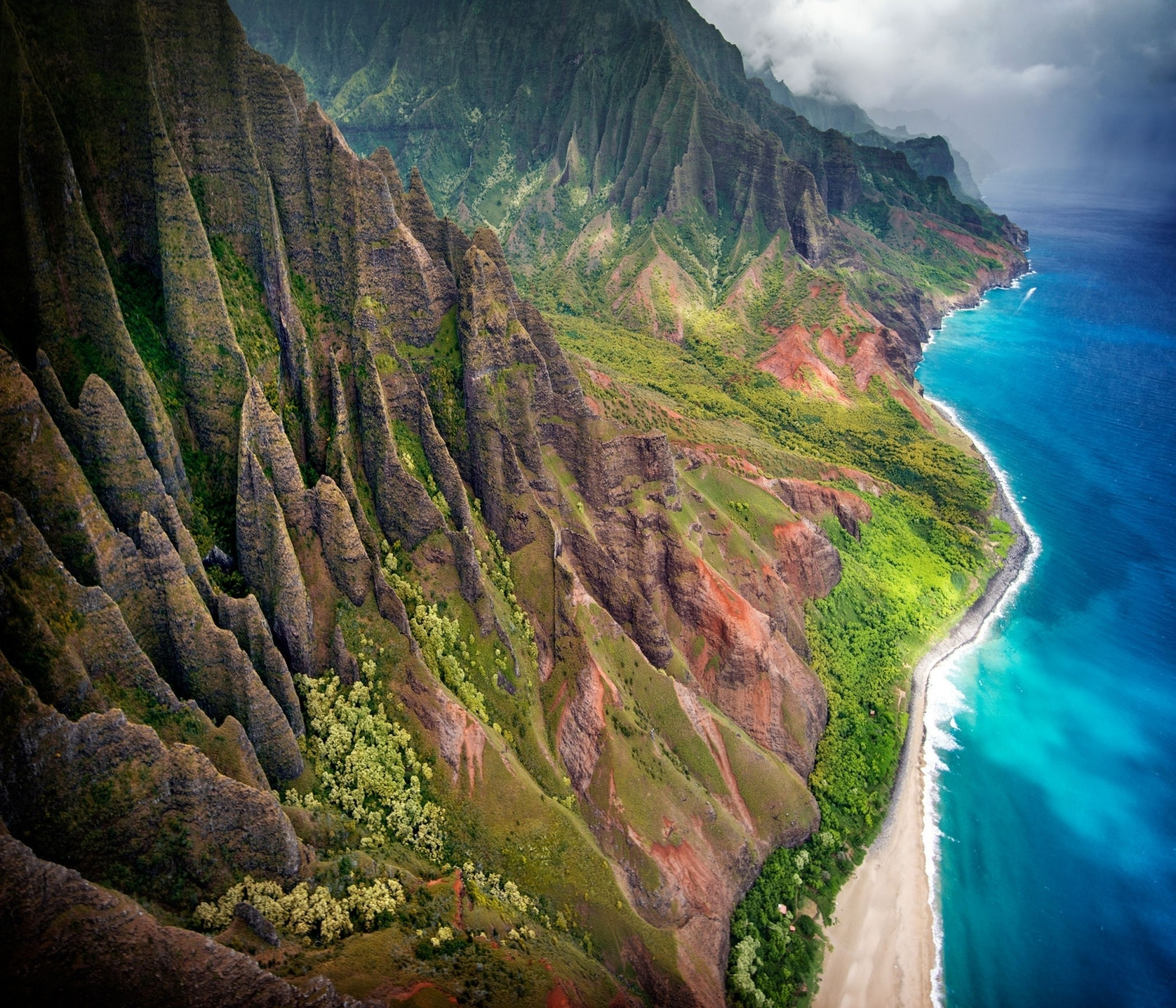 Kauai Beaches: Kauai Wallpapers (54+ Images