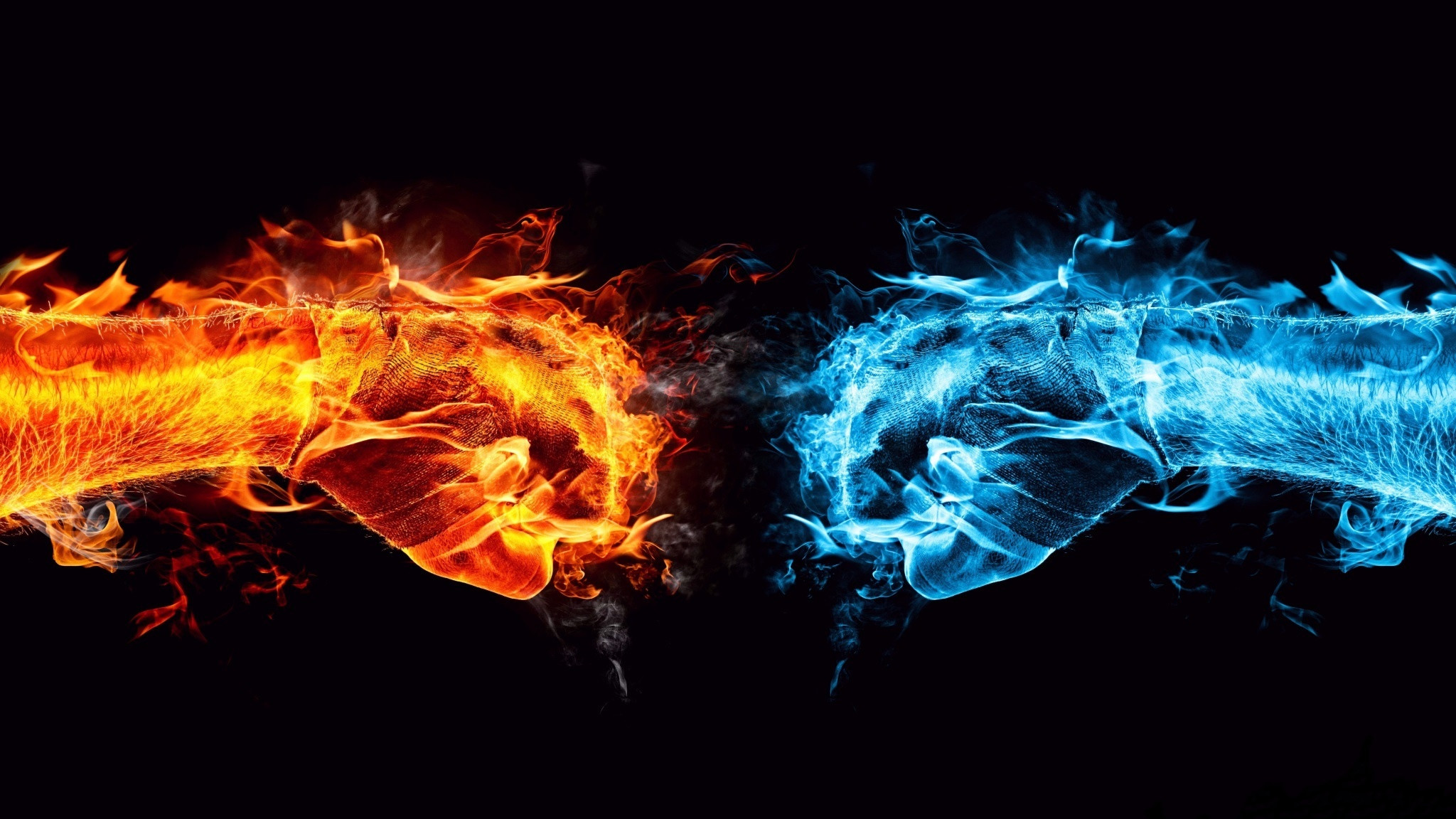 Fire And Ice Wallpapers 70 Images