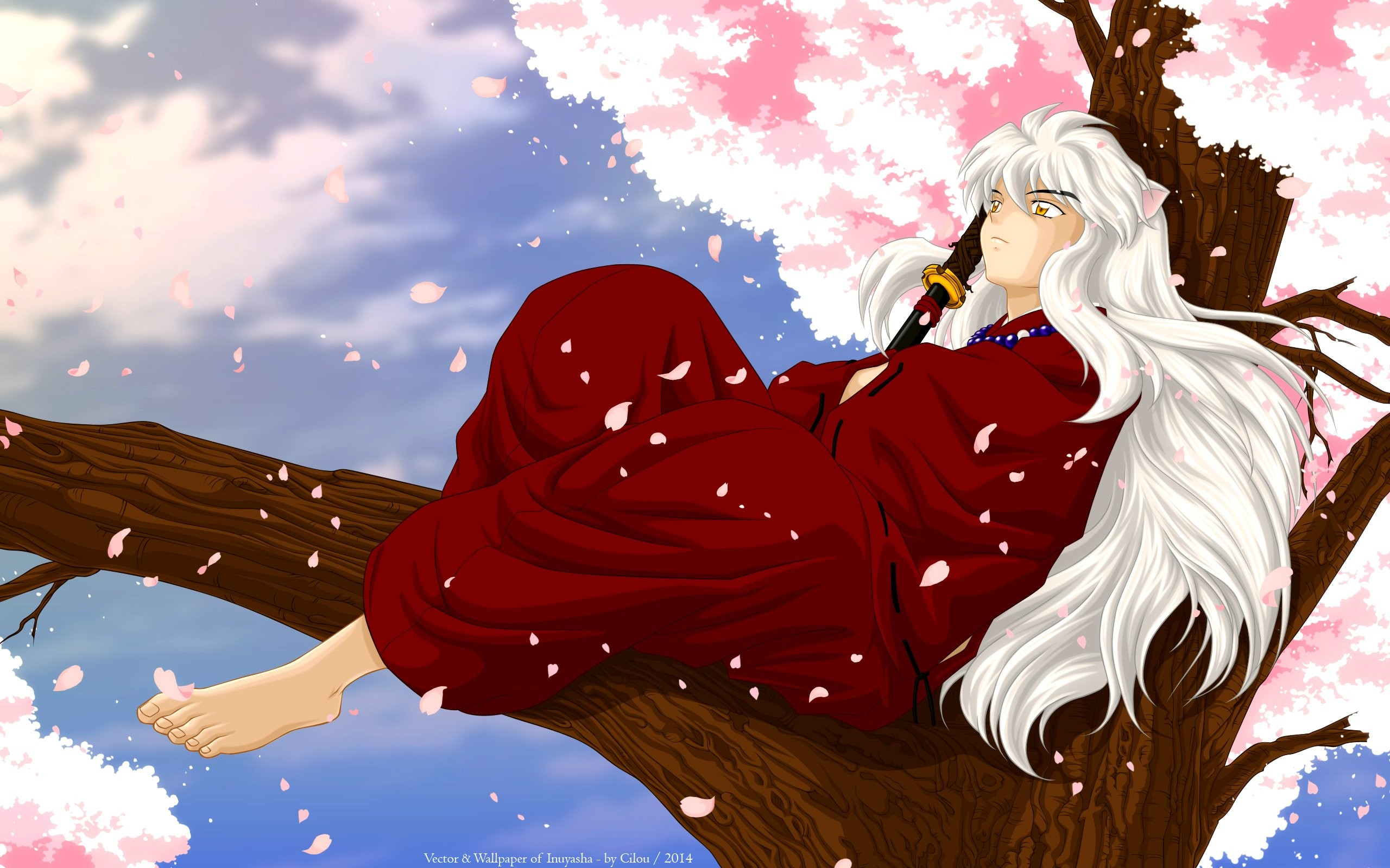 2560x1600 1366x768 Inuyasha Wallpapers - HD Wallpapers