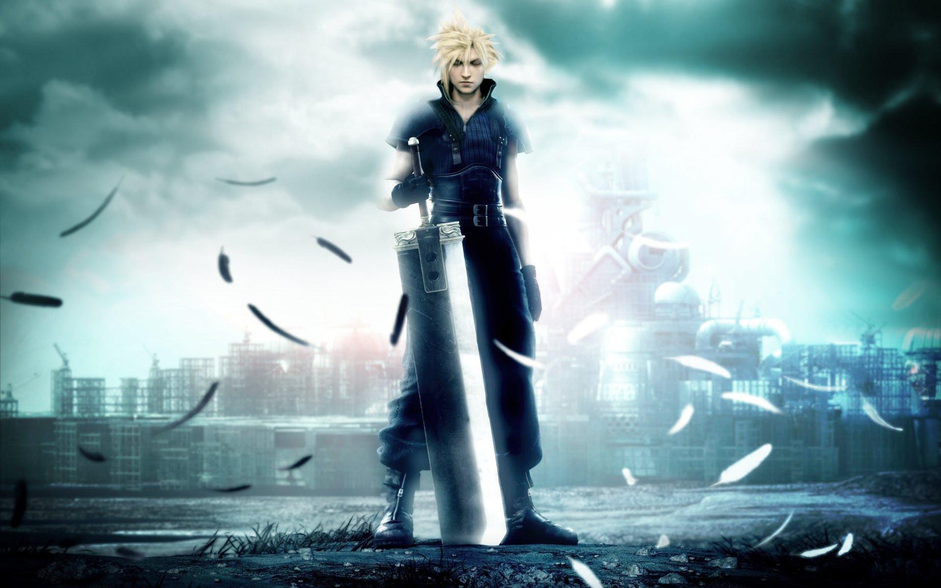 Final fantasy shinra