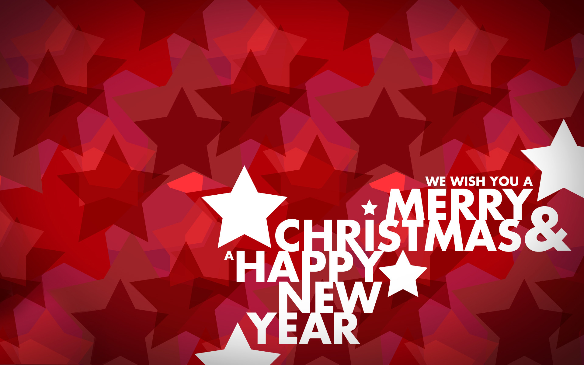 1920x1200 Beautiful Merry Christmas and Happy New Year Background.